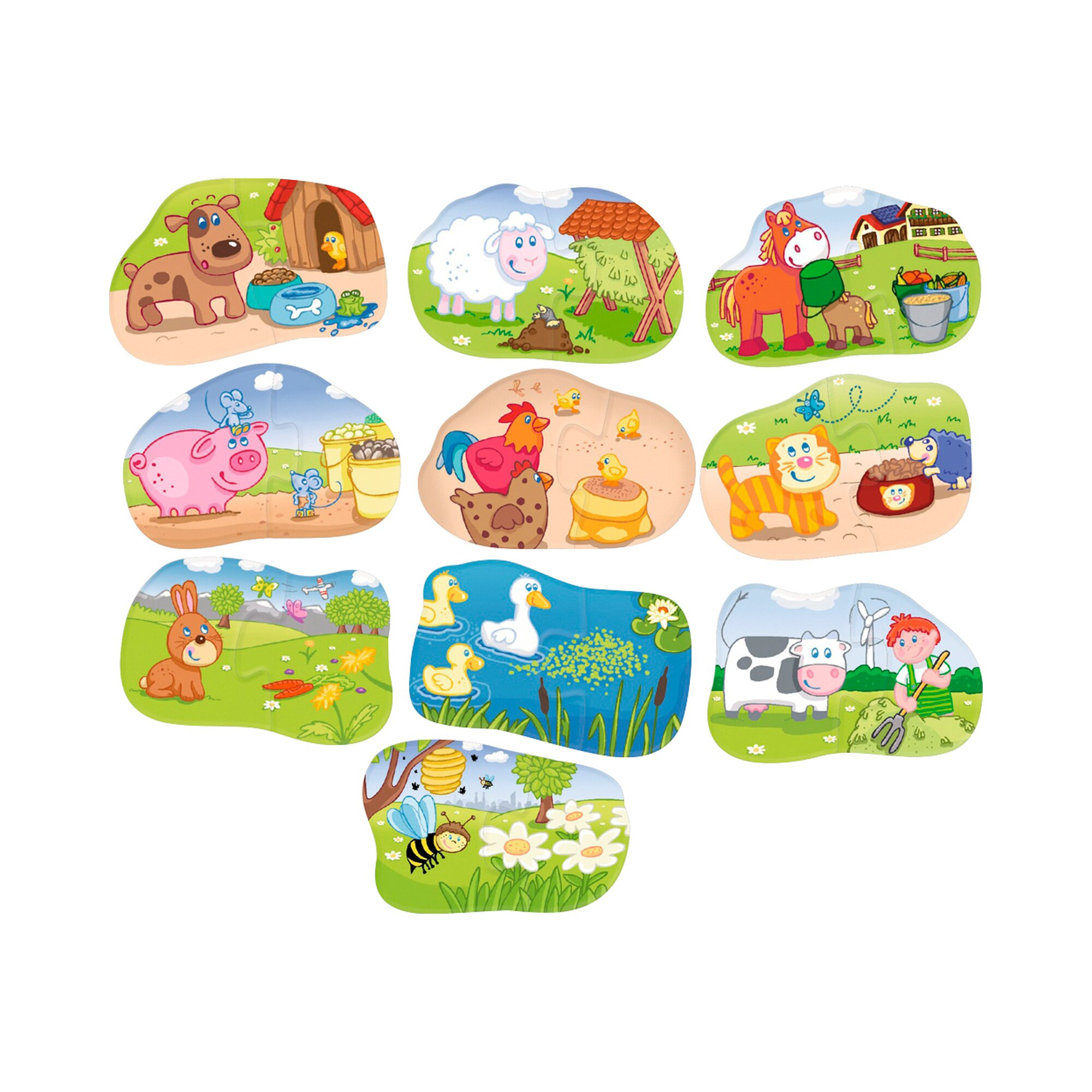 haba-puzzle-1-2-puzzelei-tiere-futtern