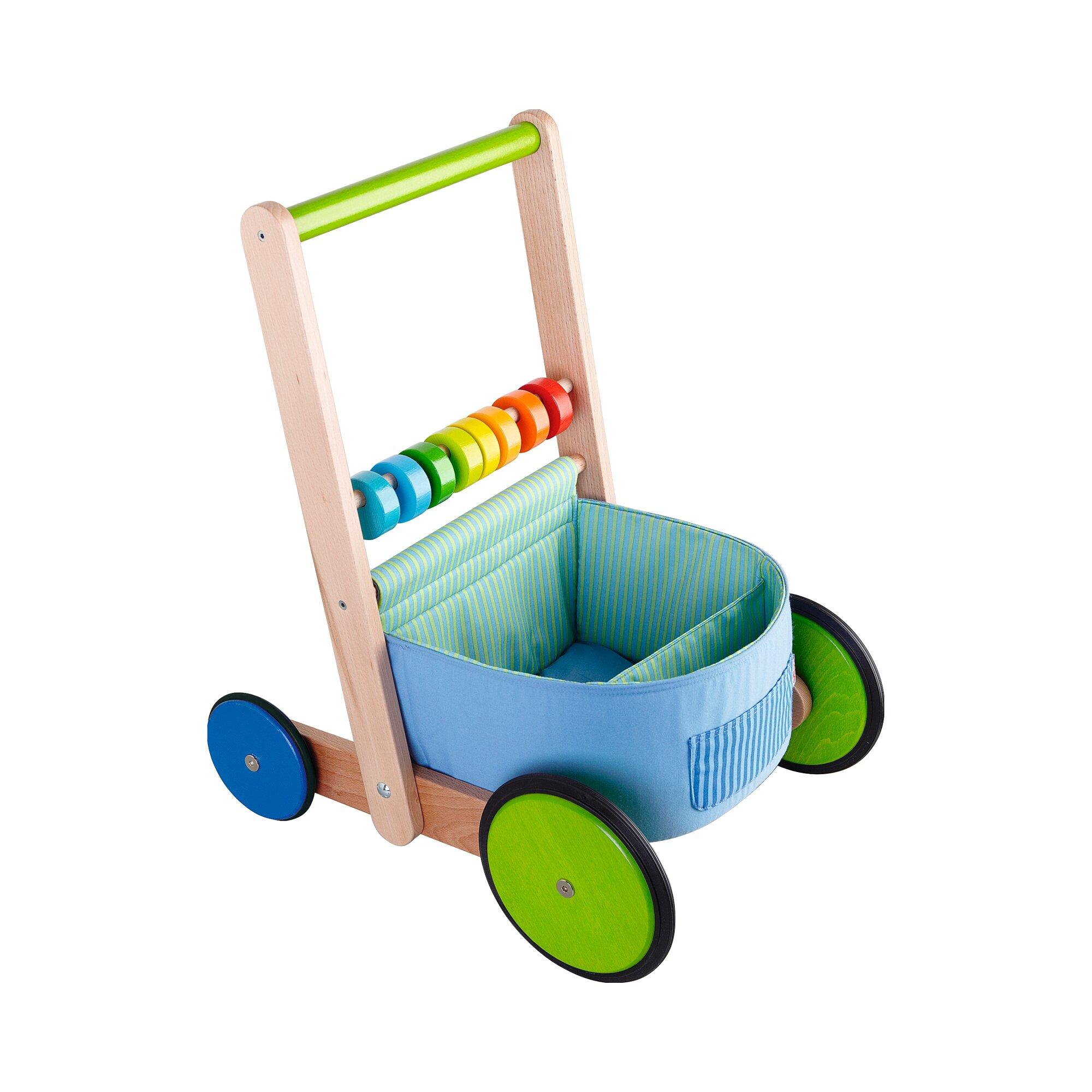 Haba Lauflernwagen Farbenspaß