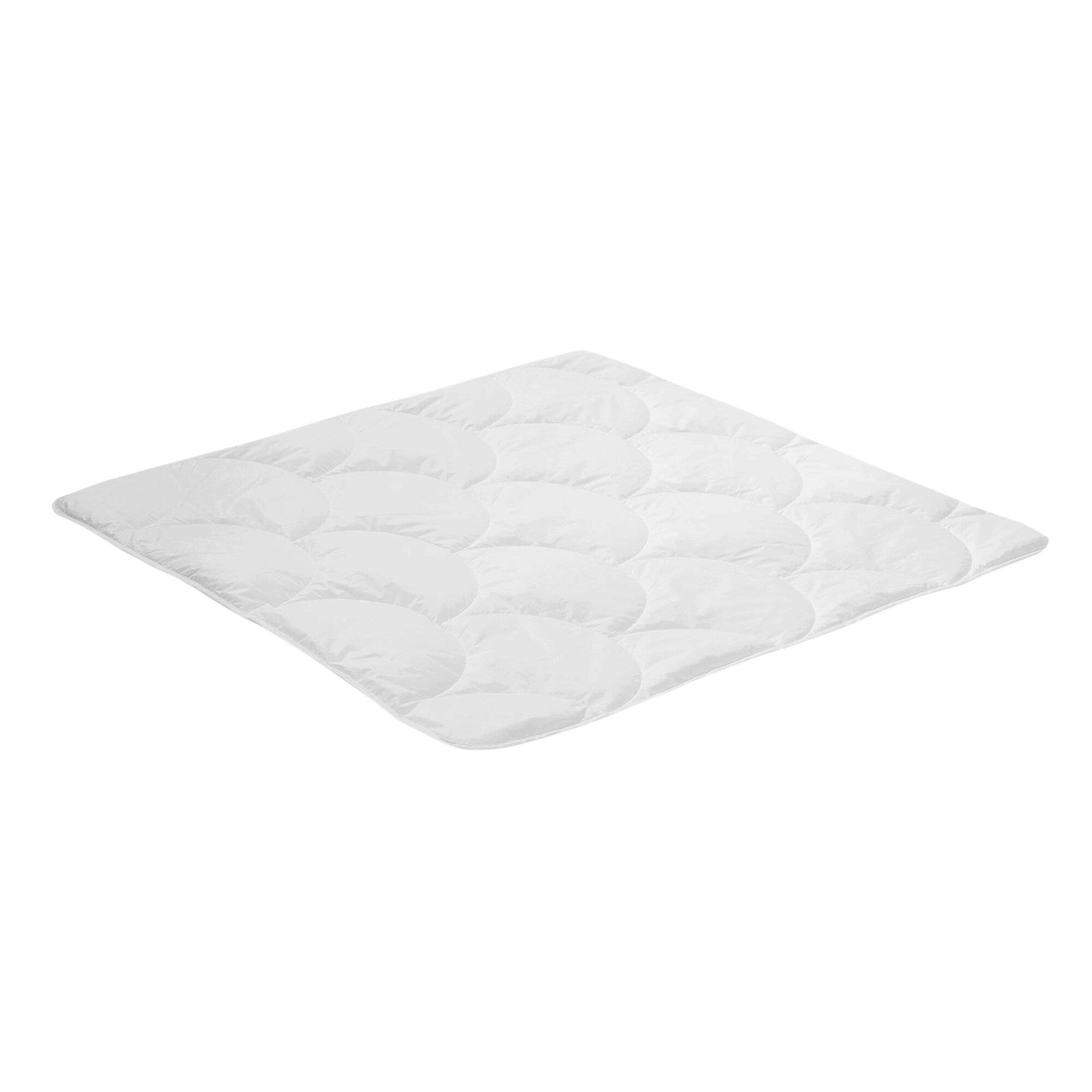 Alvi Bettdecke Outlast® 80x80 cm weiss