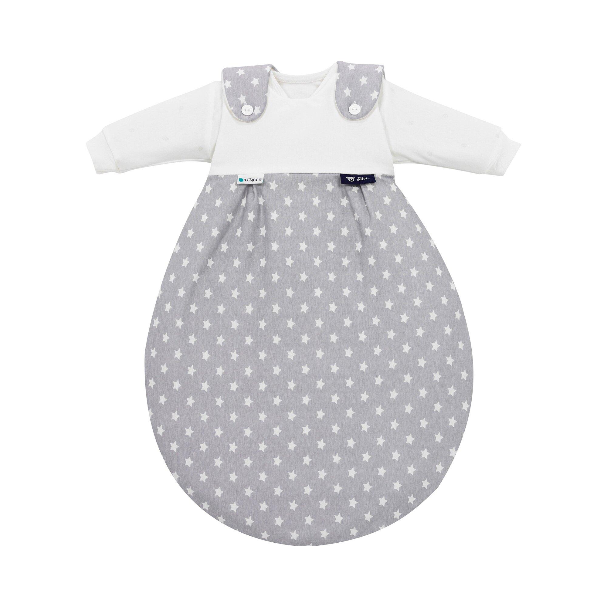 Baby-Mäxchen 3-tlg. Ganzjahresschlafsack TENCEL® Stars