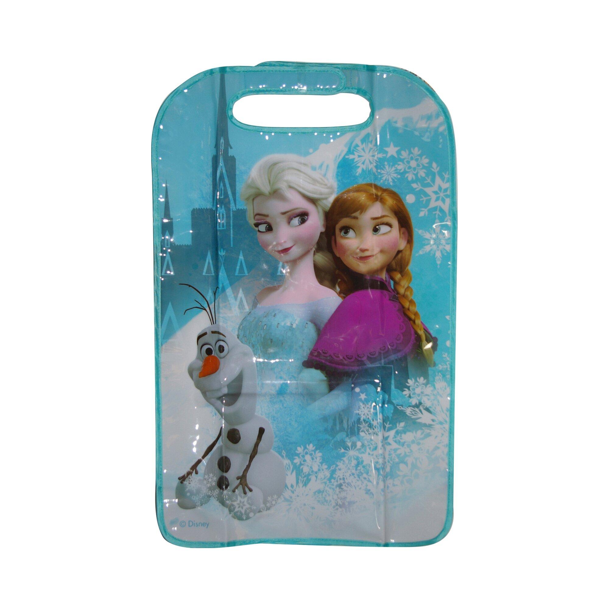 Disney Frozen Rückenlehnenschutz blau