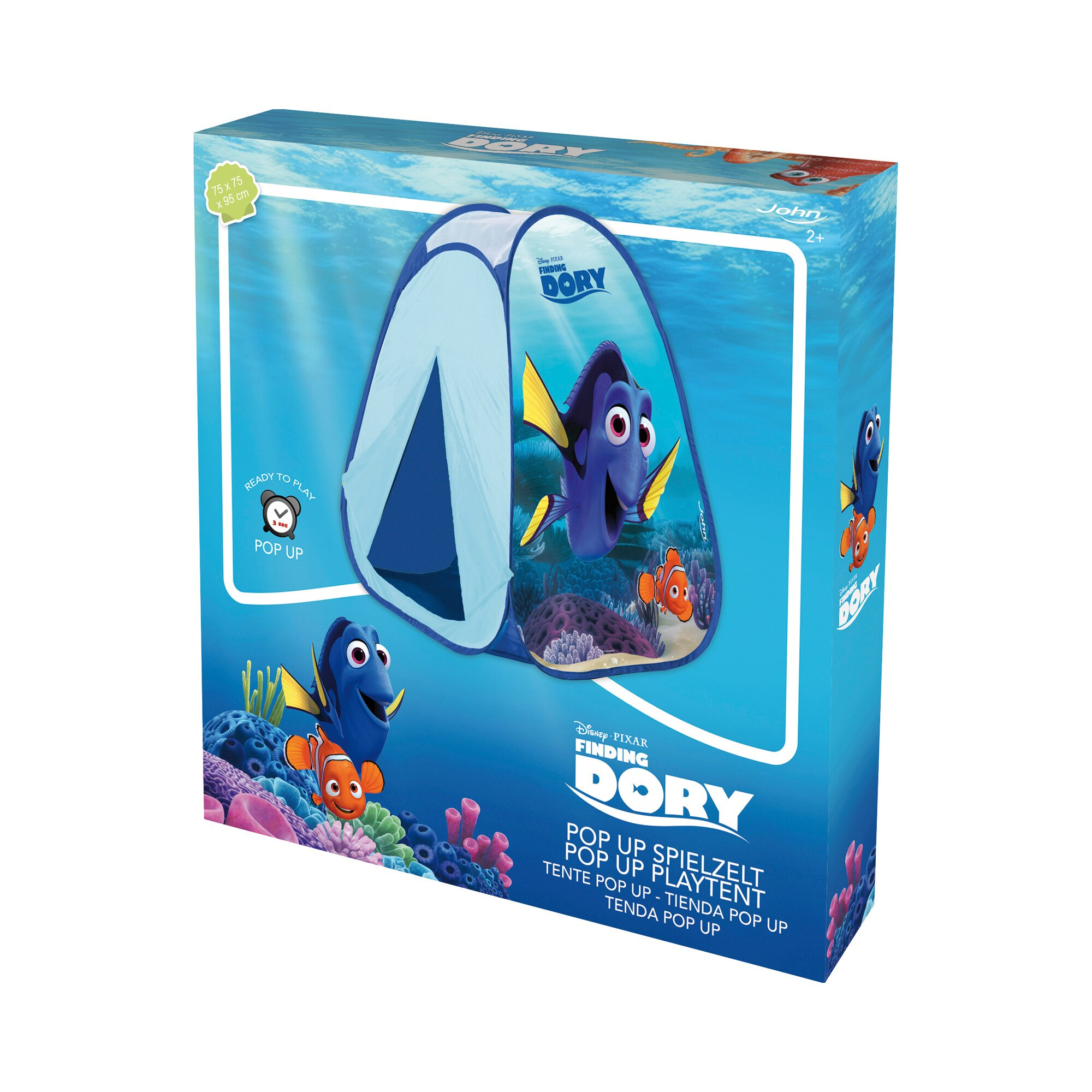 Finding Dory Spielzelt Pop up
