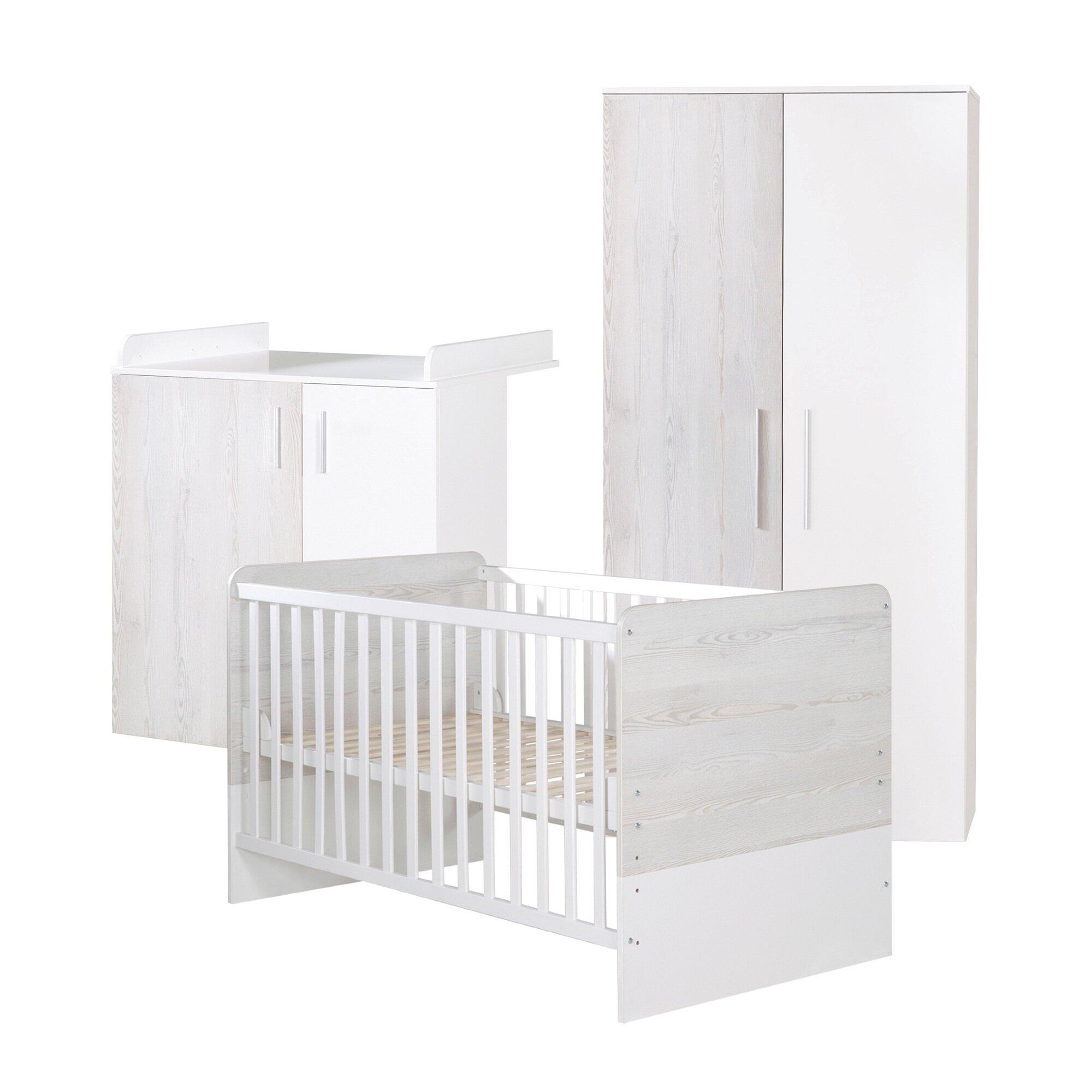 Roba Kinderzimmer-Set ALENJA 3-teilig