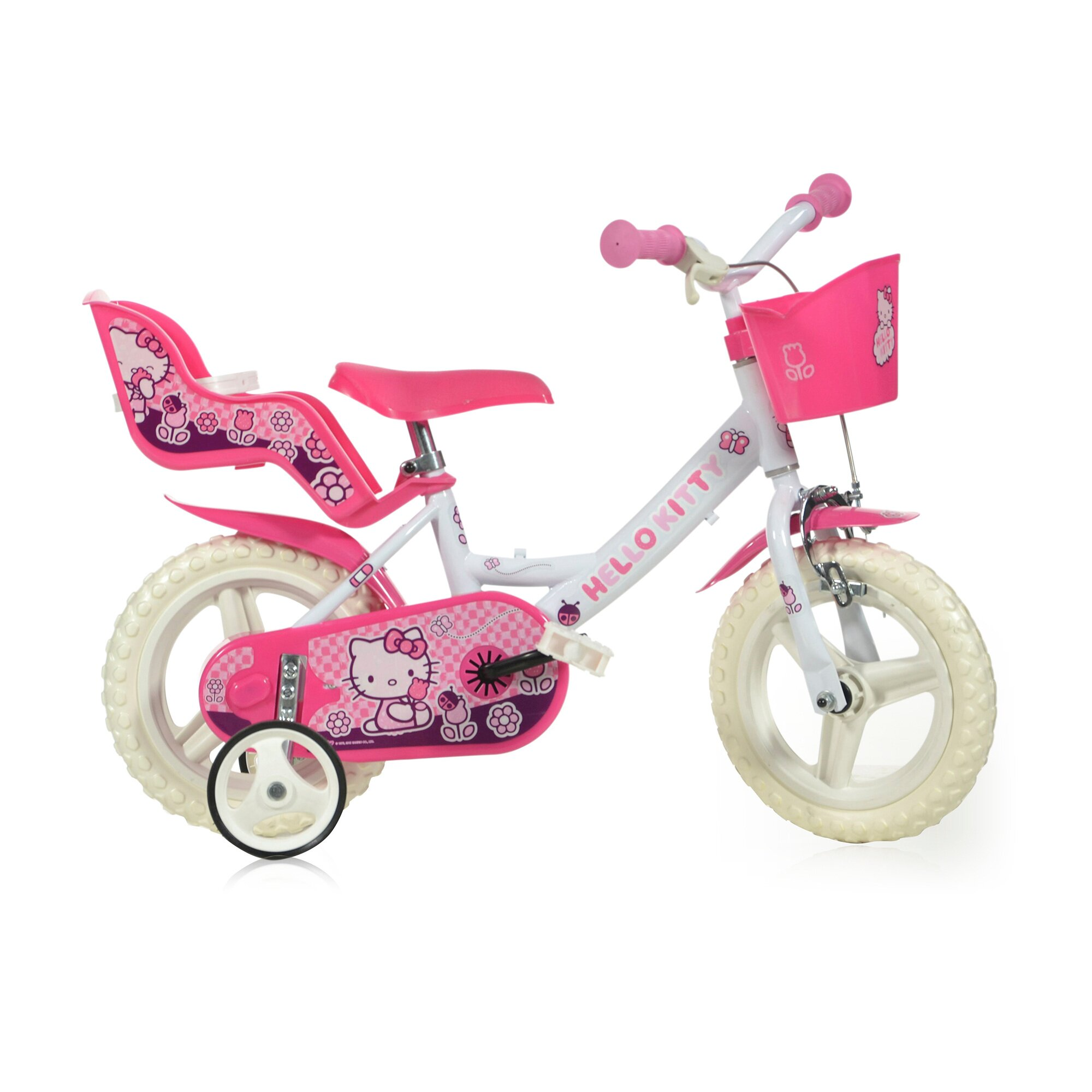 Hello Kitty Kinderfahrrad HELLO KITTY 12 Zoll