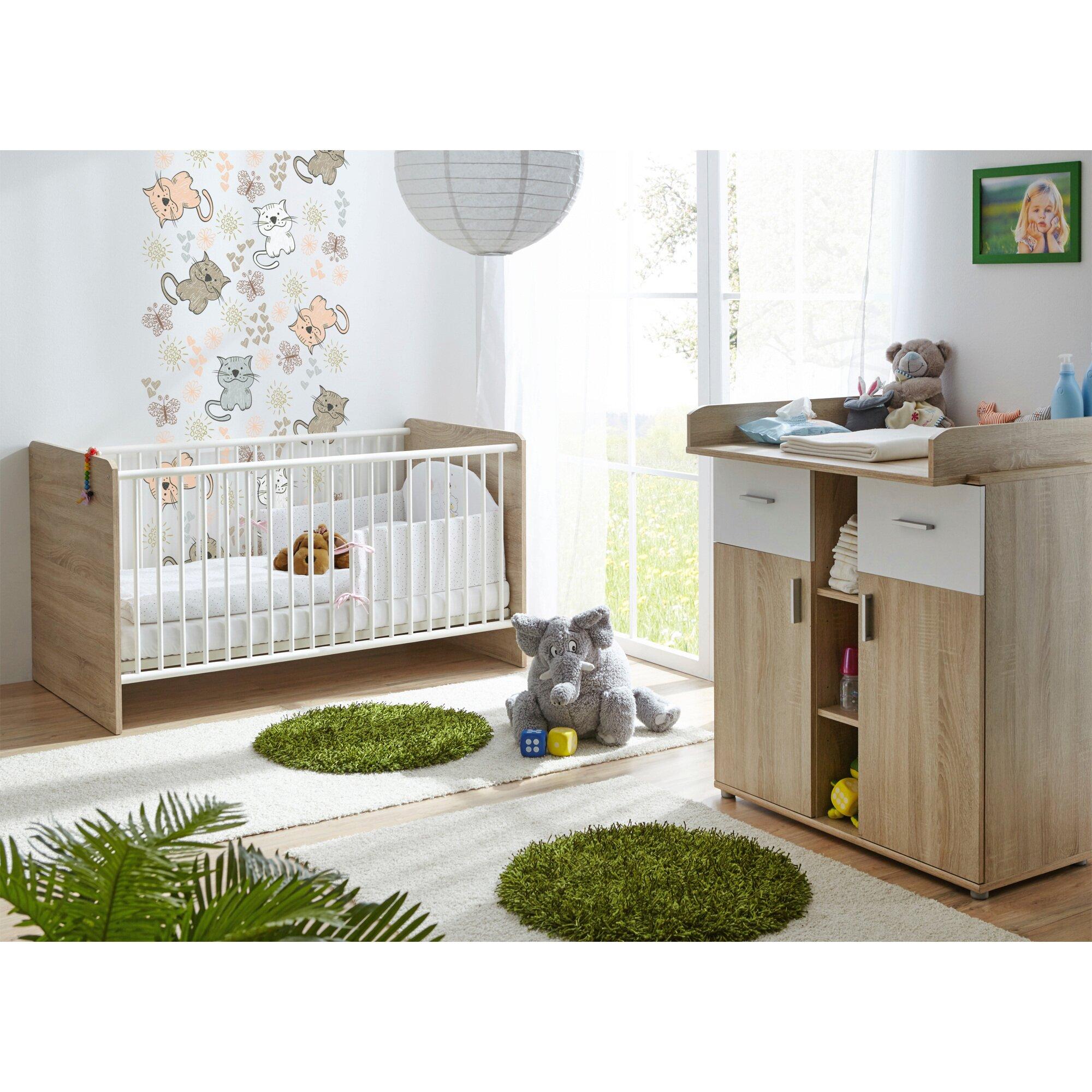 ticaa-3-tlg-babyzimmer-nico, 449.00 EUR @ babywalz-de