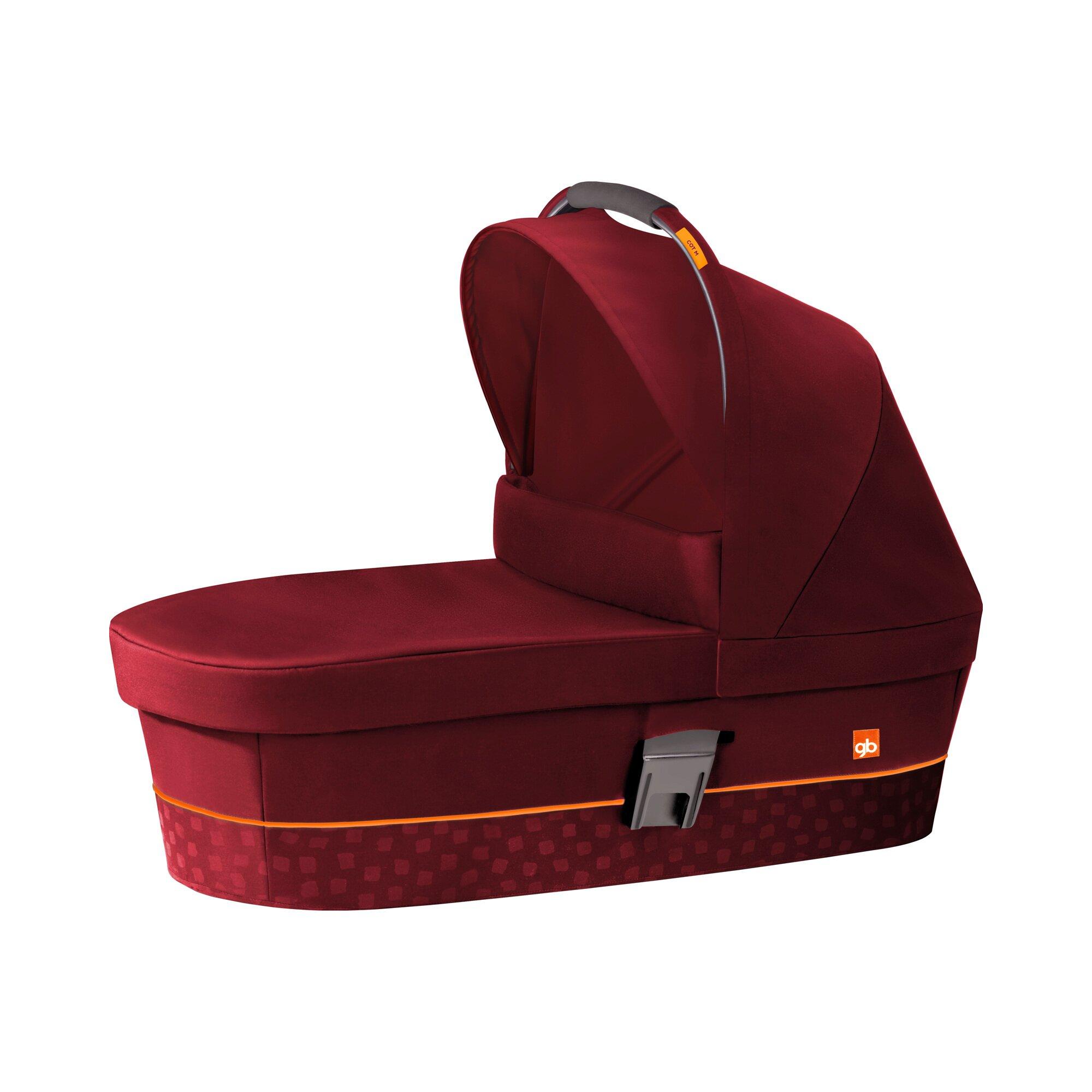 Kinderwagenaufsatz M Dragonfire Red (616226003)