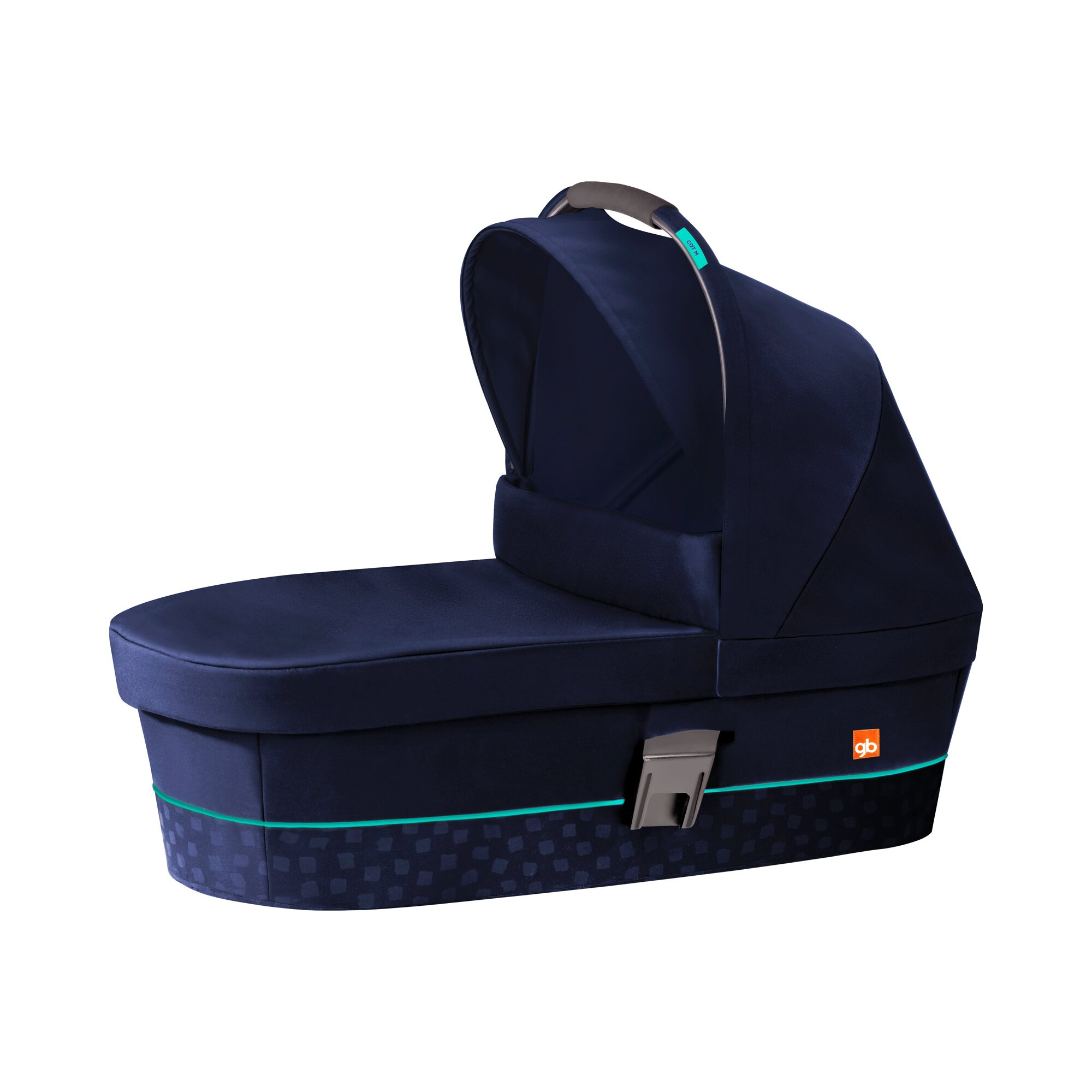 Kinderwagenaufsatz M Sea Port Blue (616226004)