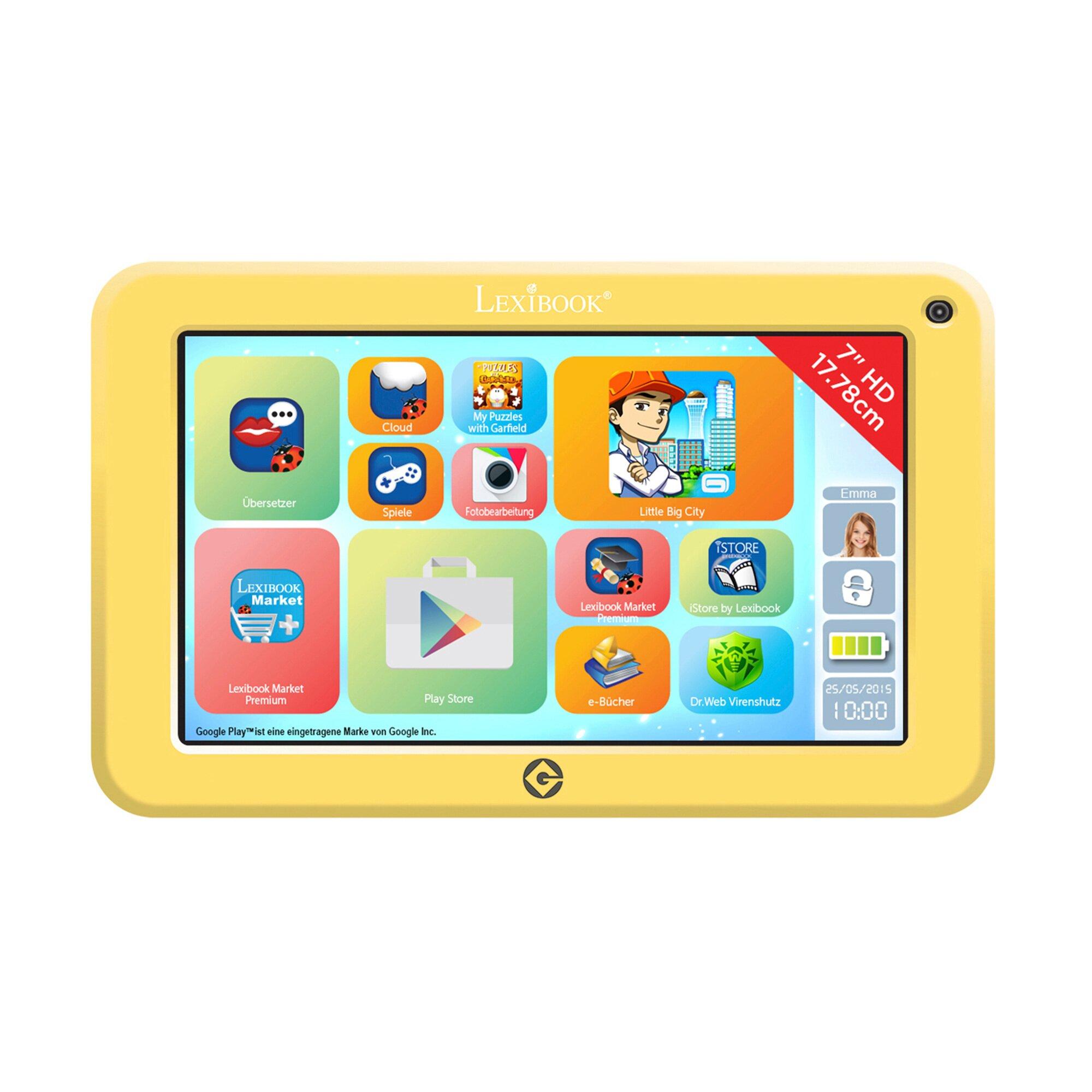 Minions Tablet LexiTab® Neon 7