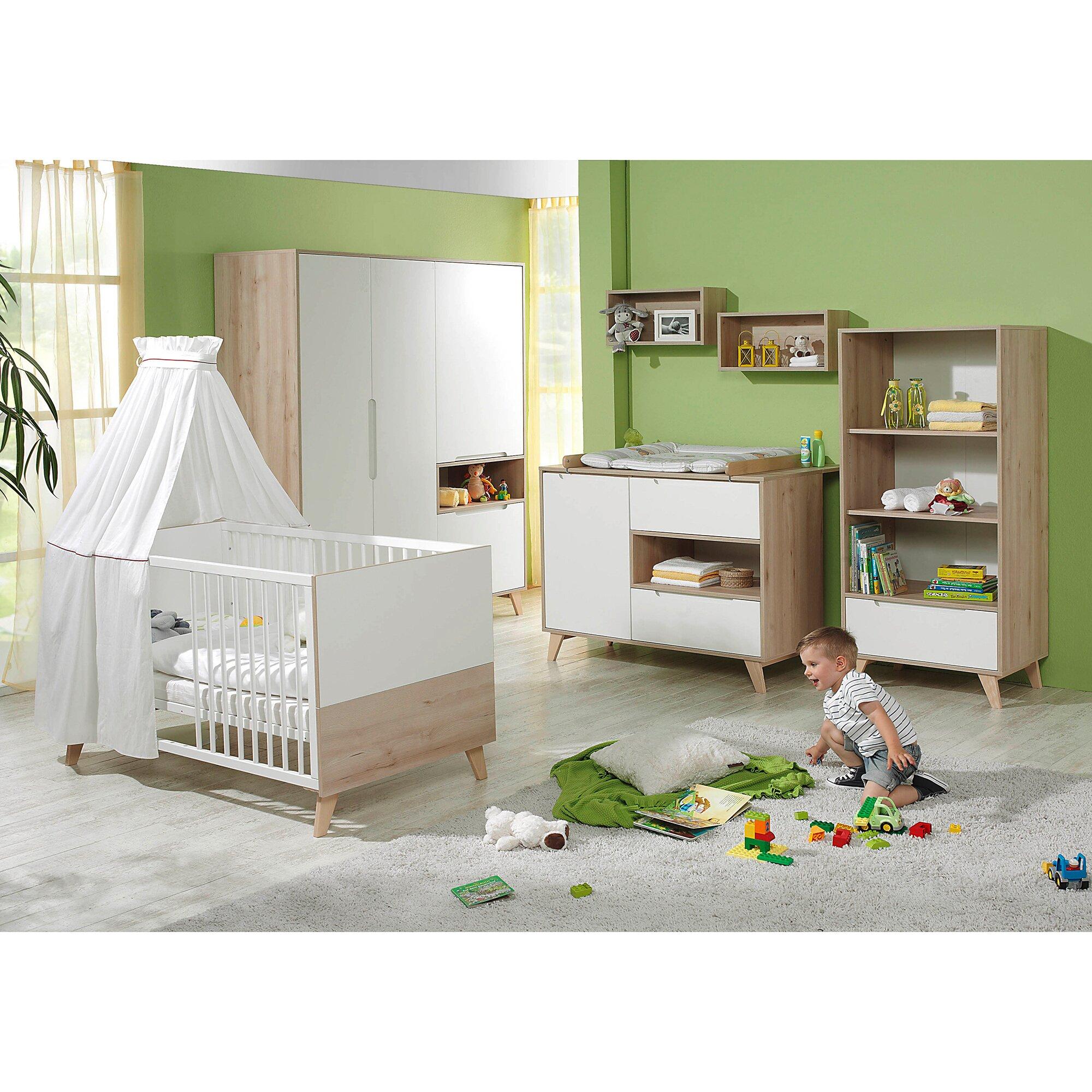 Geuther Komplett-Kinderzimmer METTE 3-tlg.