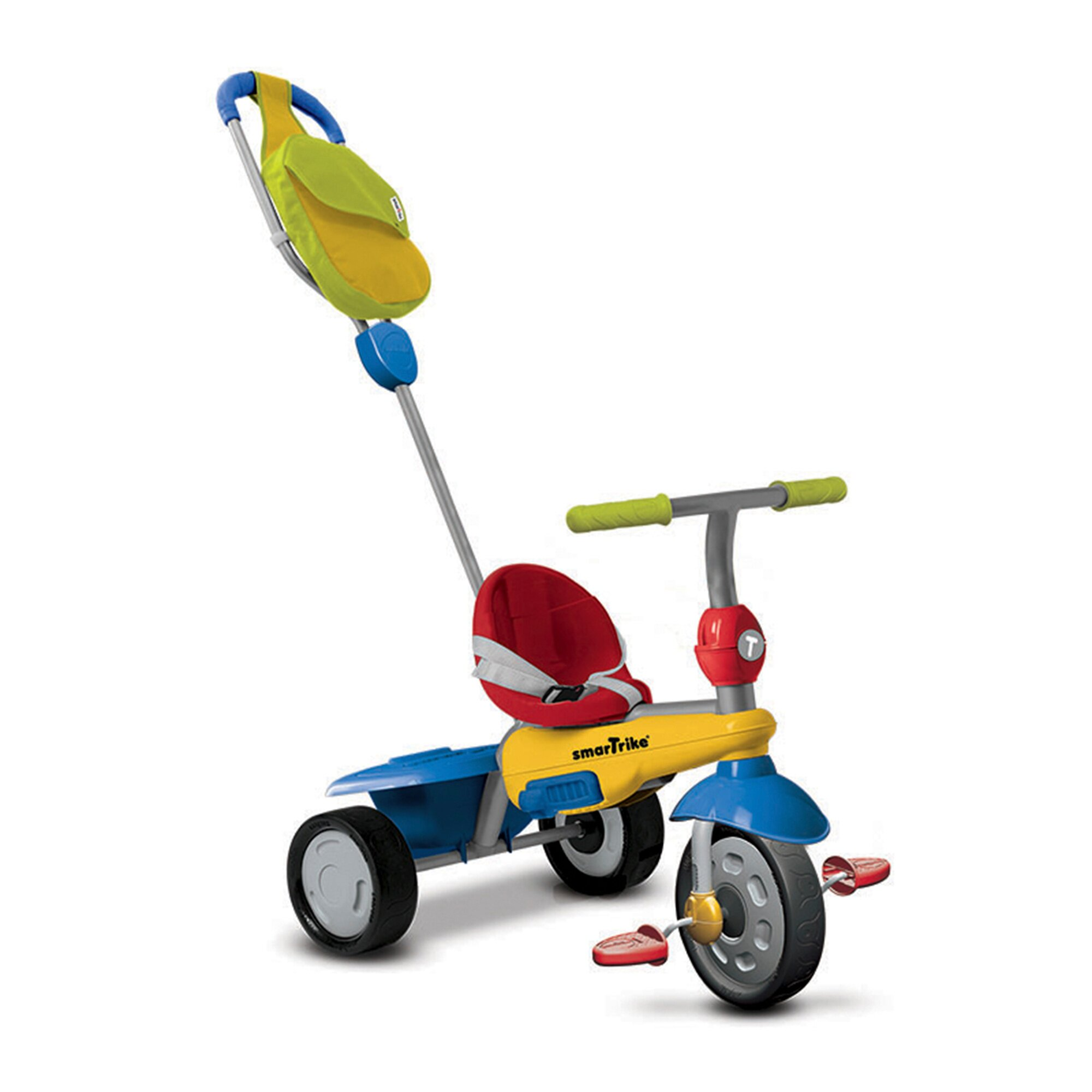 smartrike-dreirad-breeze-gl-touch-steering-3-in-1, 76.99 EUR @ babywalz-de