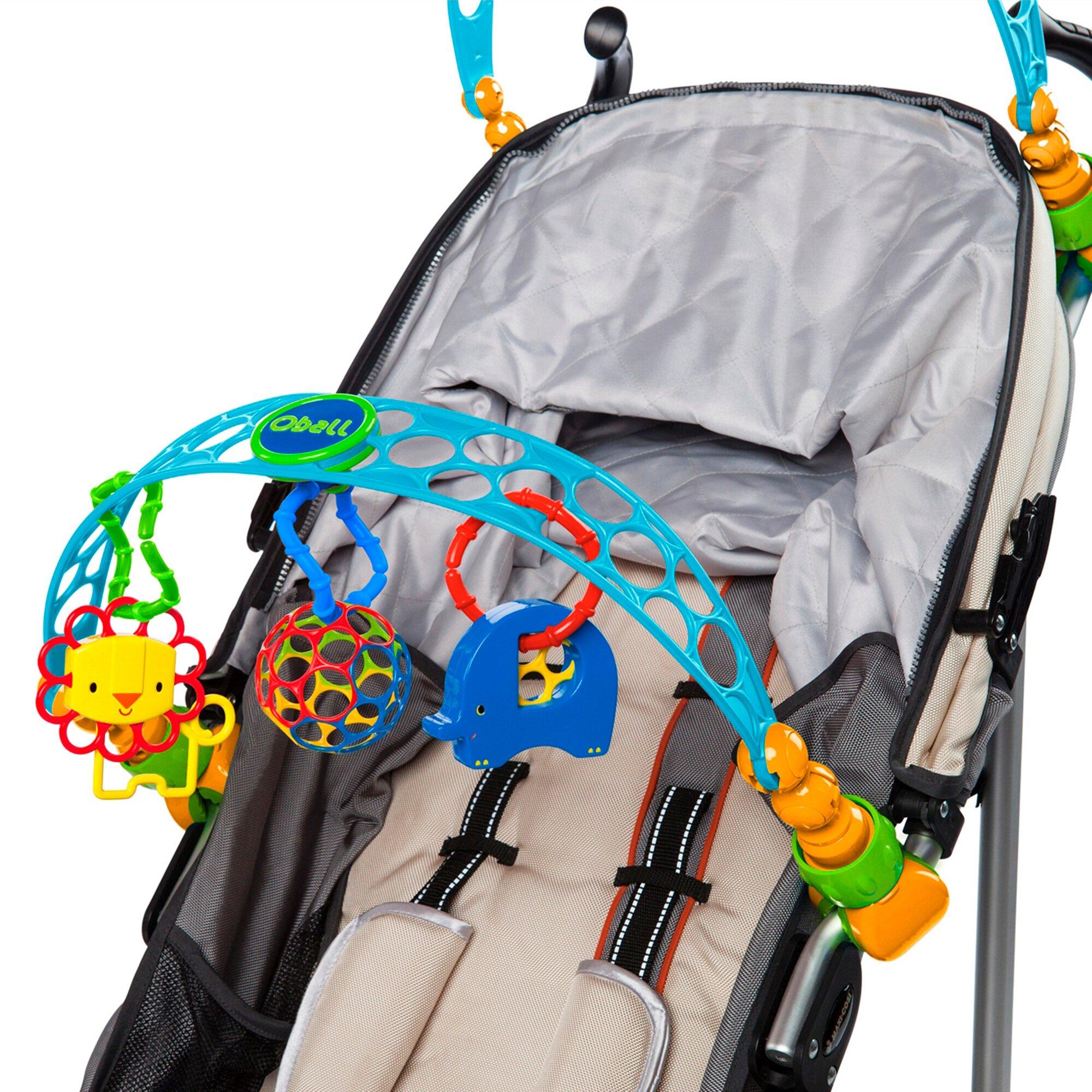 oball-kinderwagen-spielbogen-mehrfarbig, 23.99 EUR @ babywalz-de