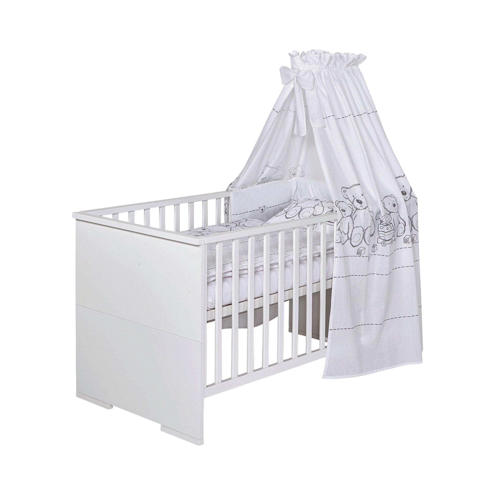 Schardt Babybett Maxx White 70x140