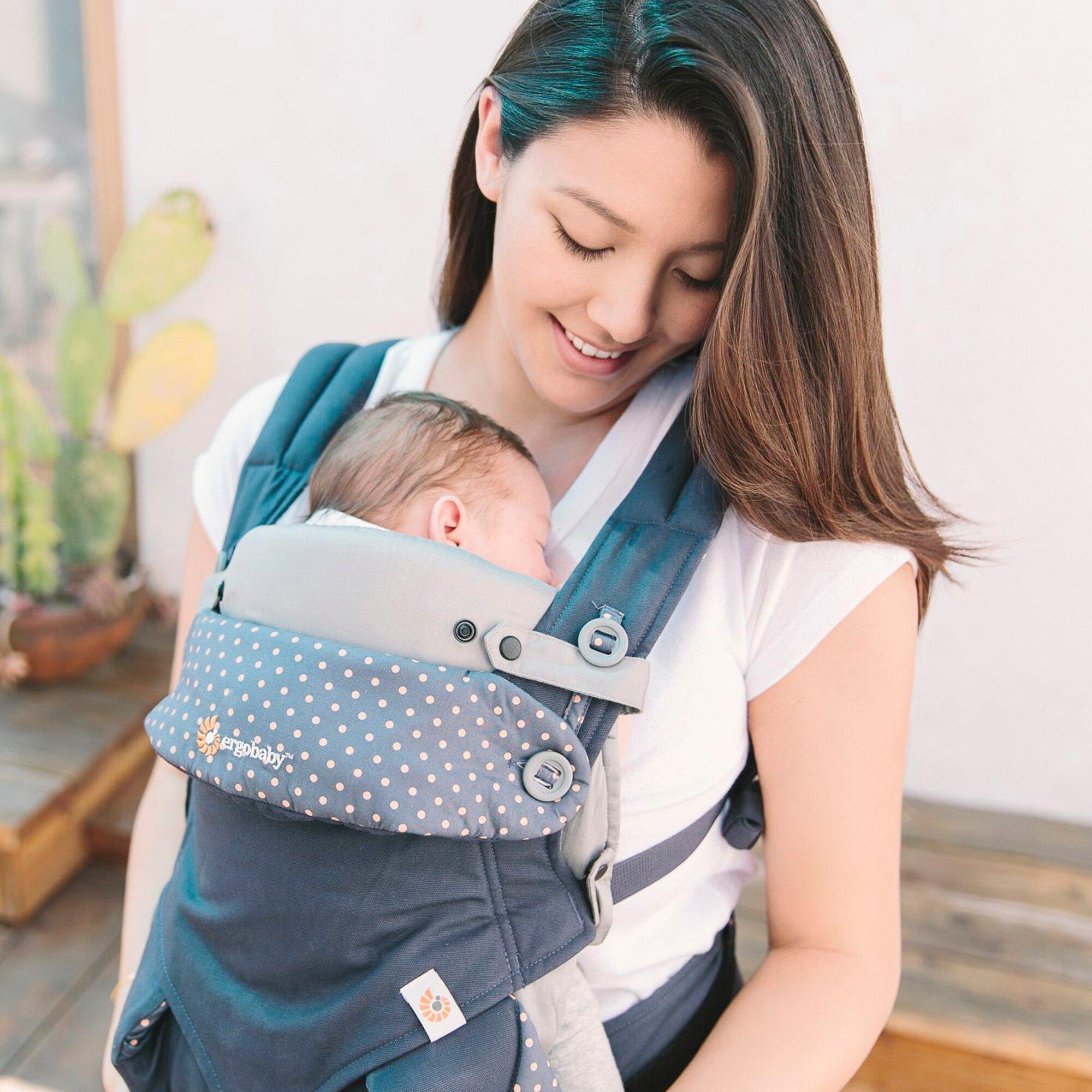 ergobaby-neugeborenen-einsatz-easy-snug-fur-babytrage-original-grau, 17.99 EUR @ babywalz-de