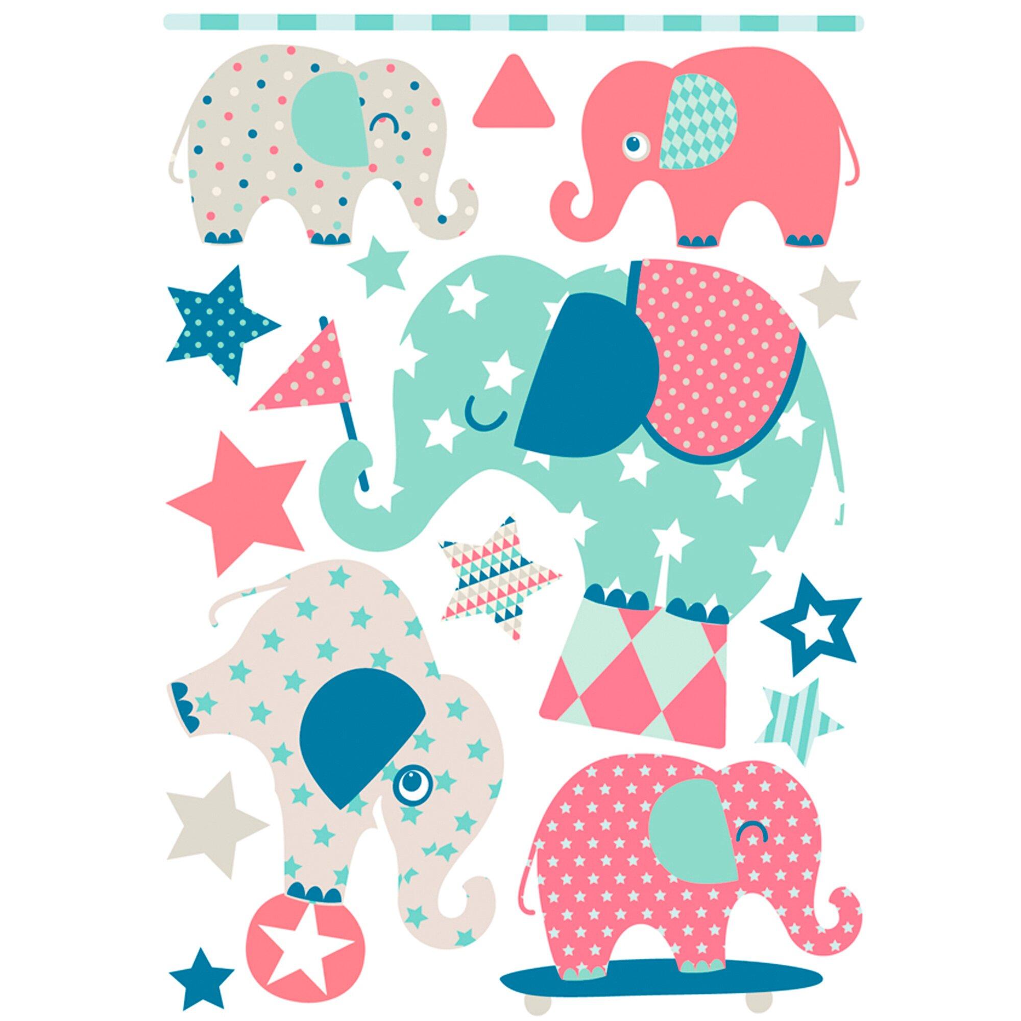 anna-wand-design-wandsticker-minis-elefanten-boys