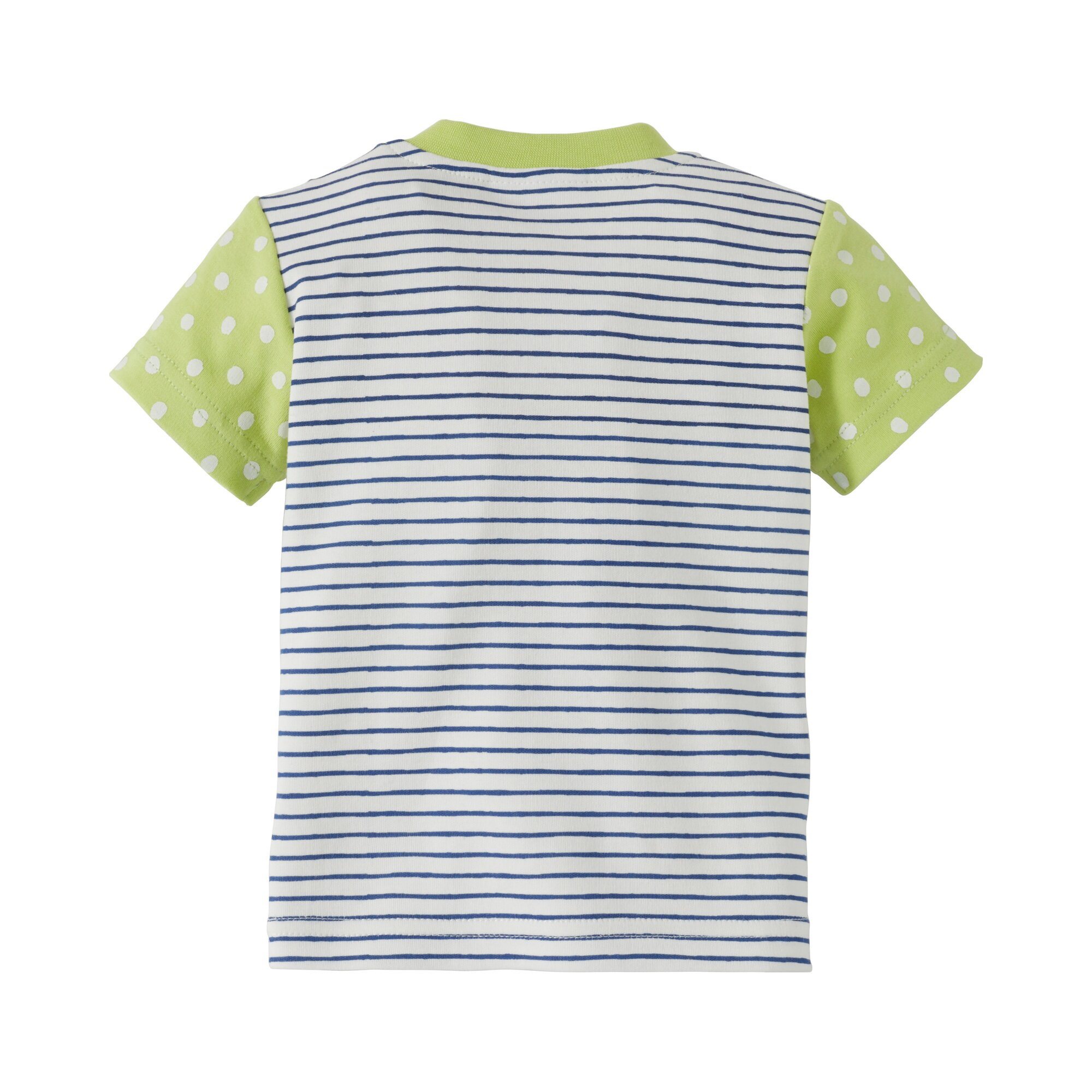 dots-stripes-shirt-kurzarm