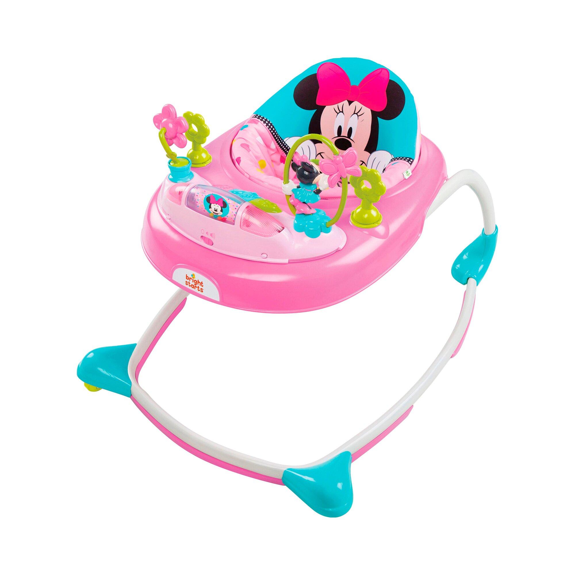 Disney Baby Lauflernhilfe PeekABoo Walker