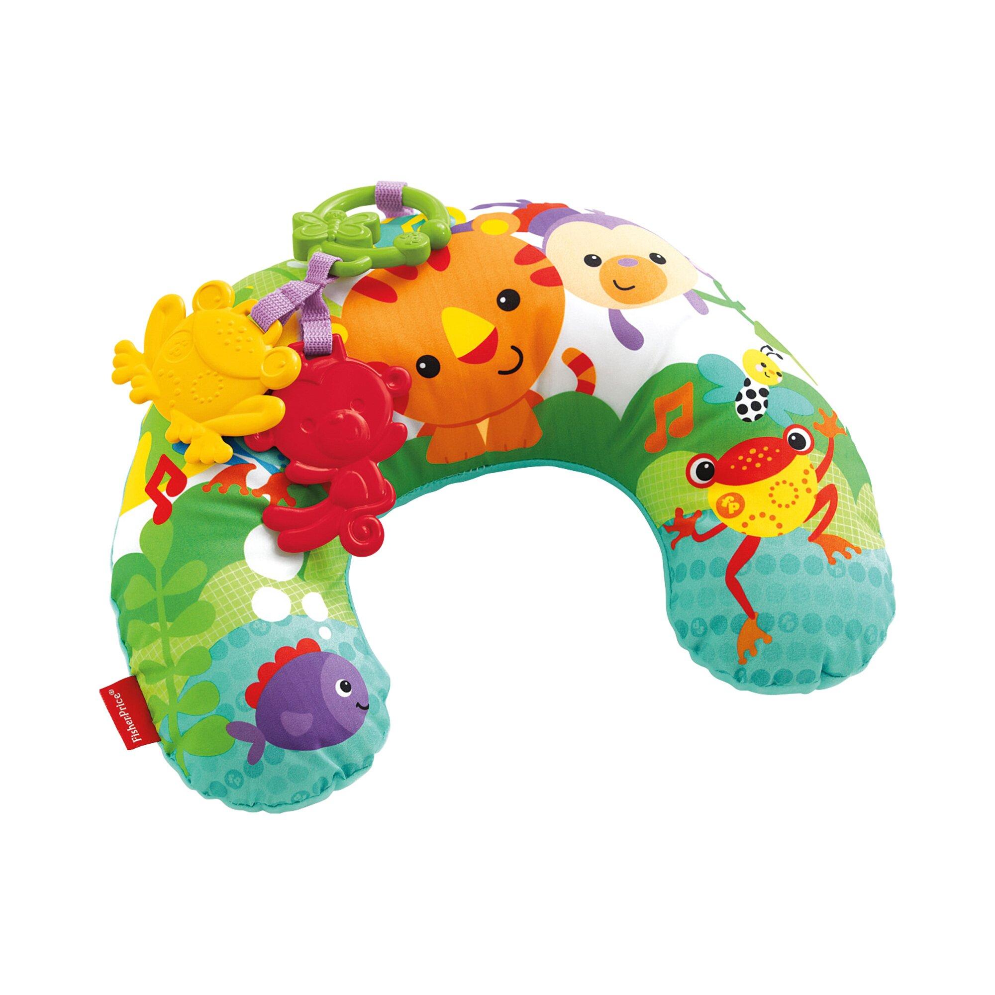 Fisher-Price Spielkissen Rainforest mehrfarbig