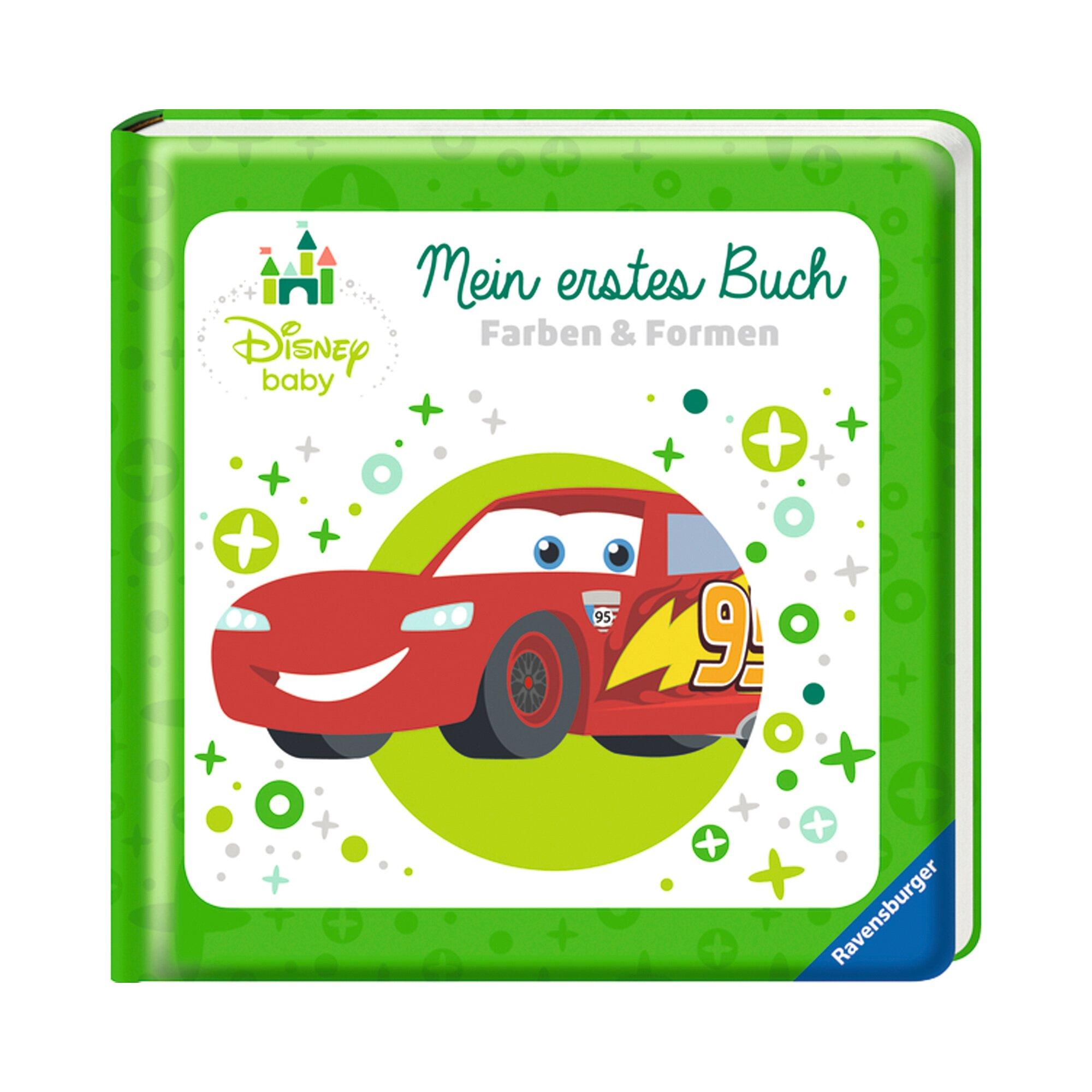 Disney Baby Pappbilderbuch Mein erstes Buch - Farben & Formen