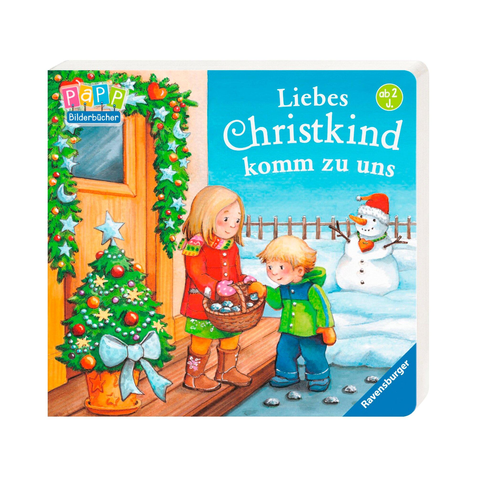 Ravensburger Buch: Liebes Christkind komm zu uns