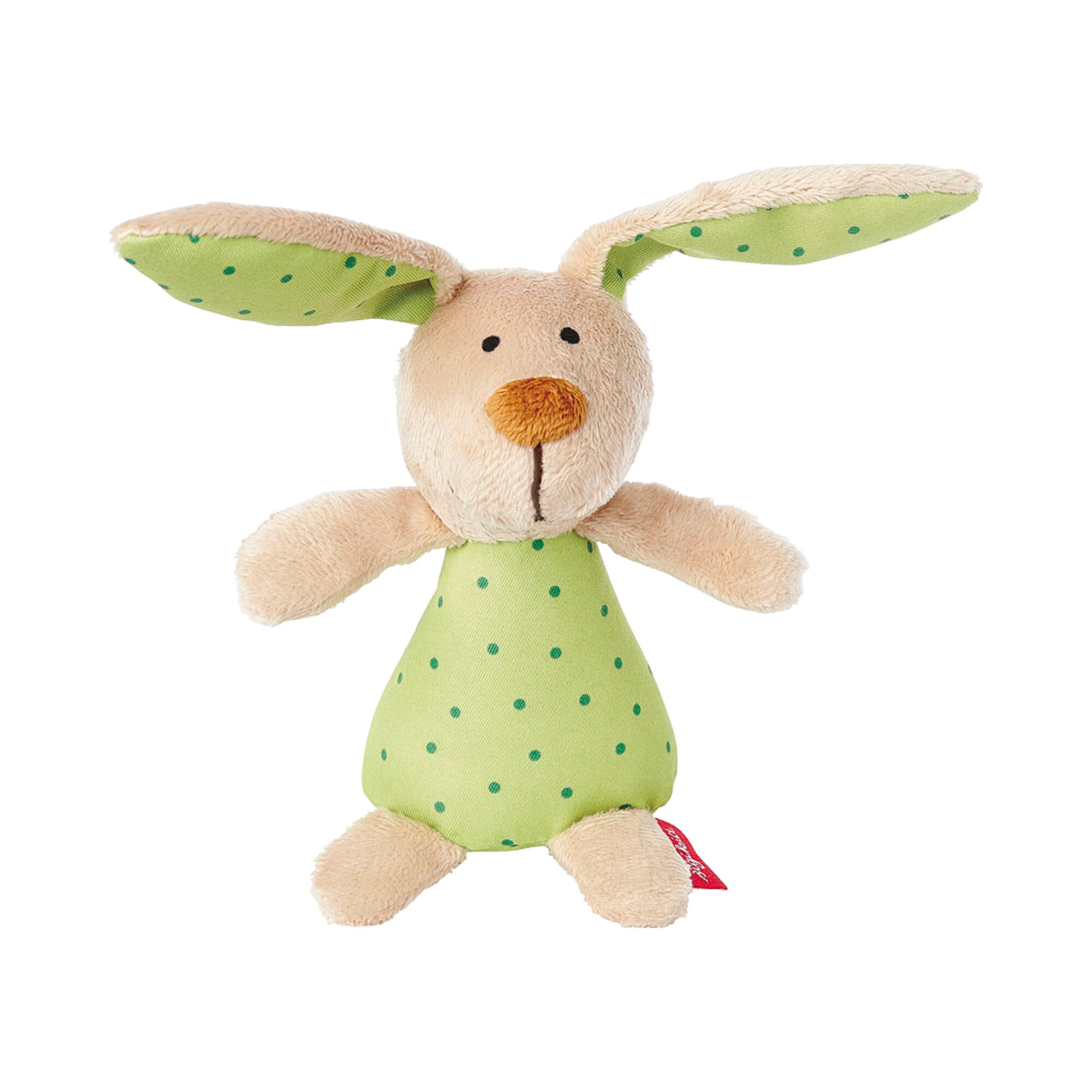 Sigikid Rassel Hase Red Stars Collection