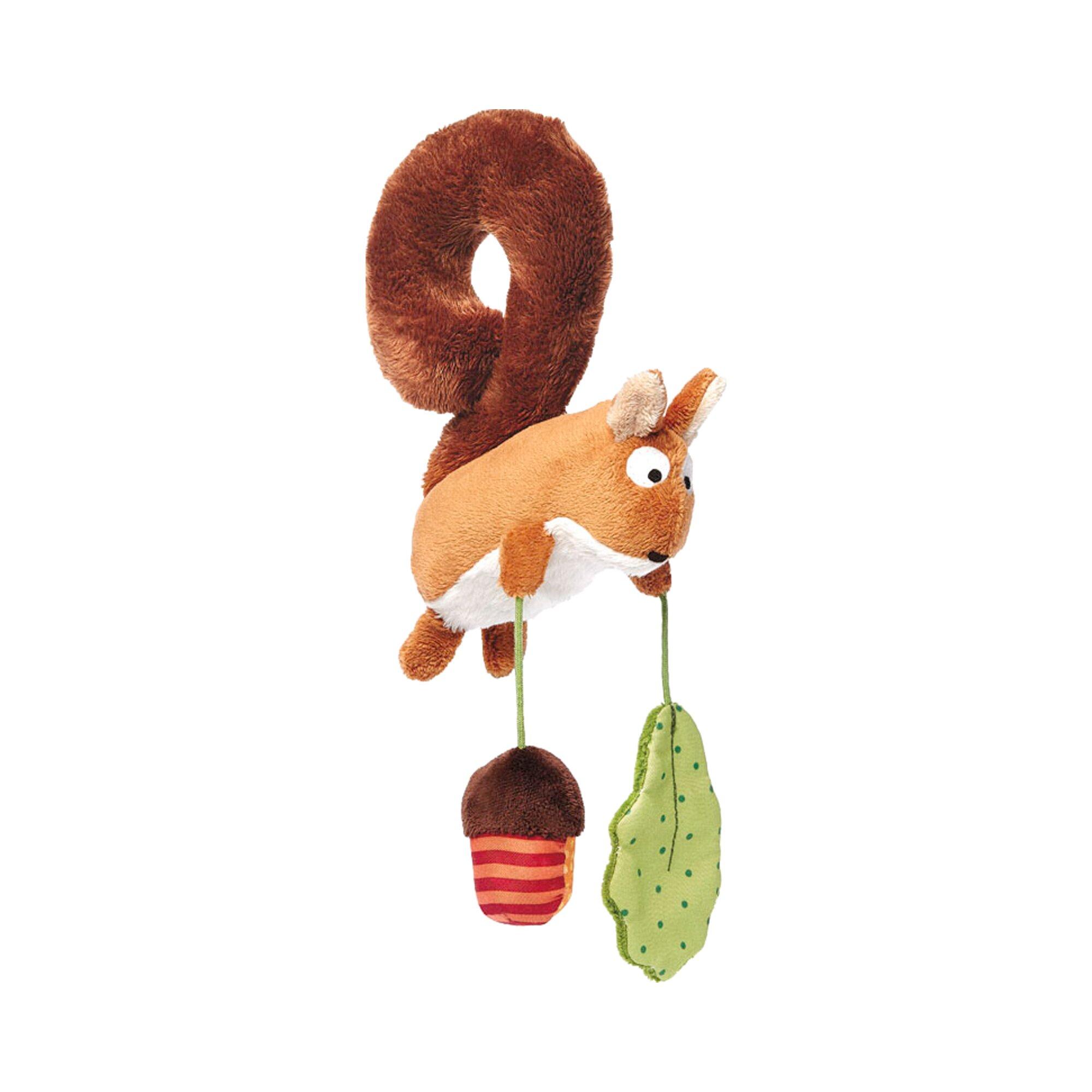 Sigikid Babyschalenanhänger Eichhörnchen braun
