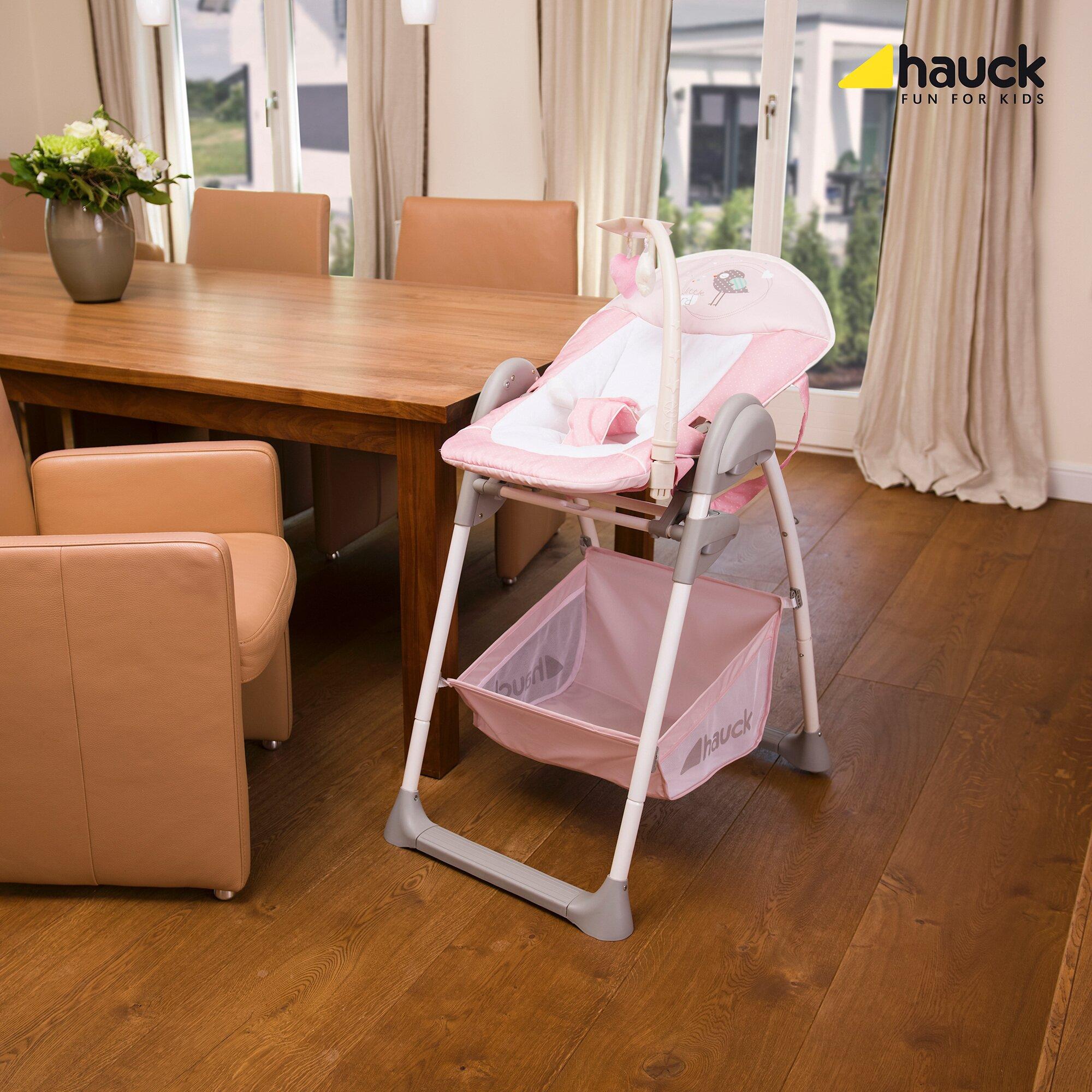 hauck-hochstuhl-sit-n-relax-rosa
