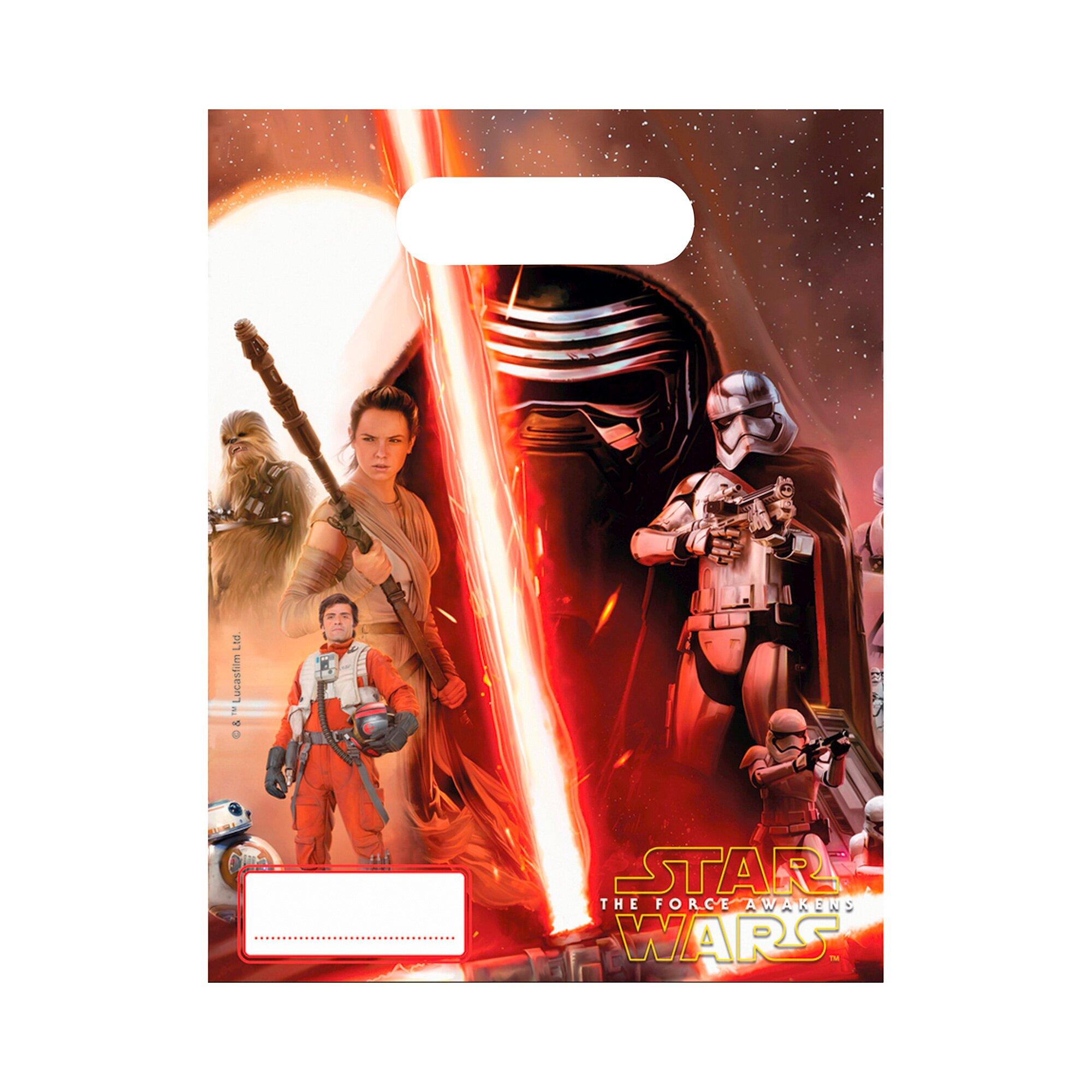 Star Wars Geschenktüten 6 Stück