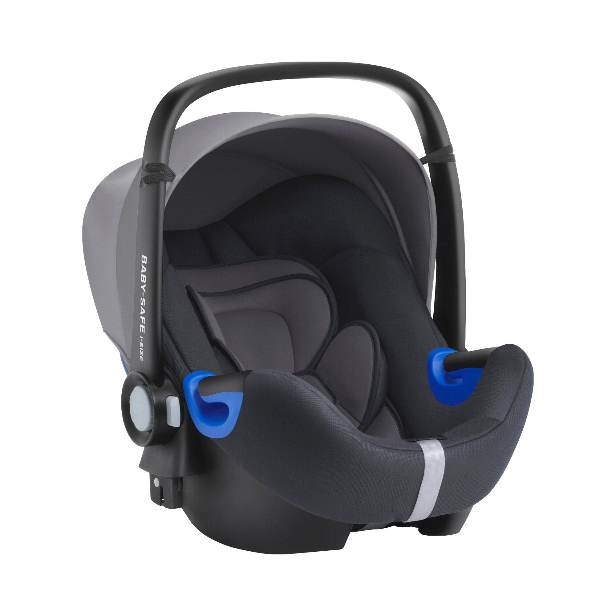 baby-safe-i-size-babyschale-40cm-83cm-max-13kg-mit-liegefunktion-design-2017-grau, 171.99 EUR @ babywalz-de