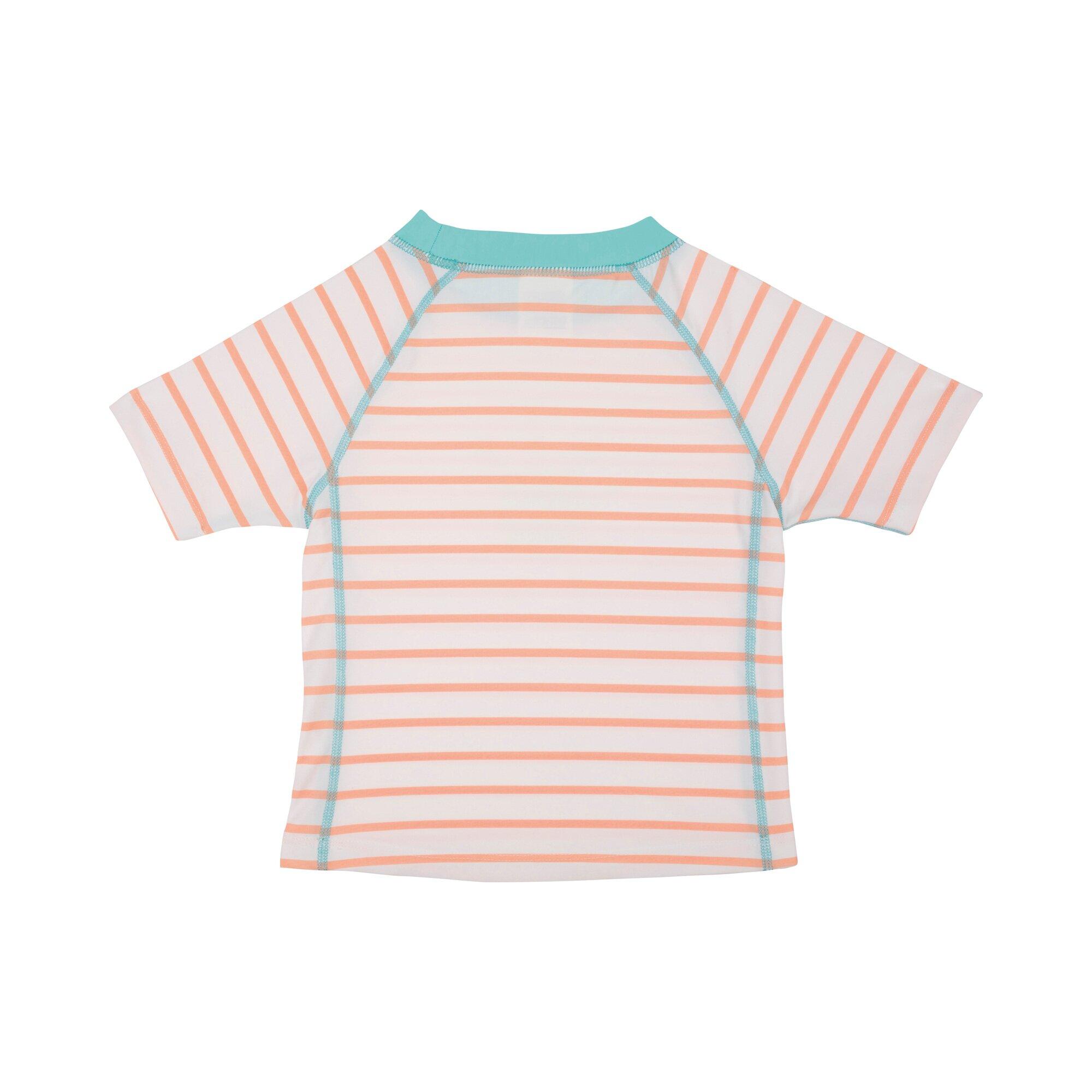 lassig-t-shirt-kurzarm-stripe-mit-uv-schutz, 12.99 EUR @ babywalz-de