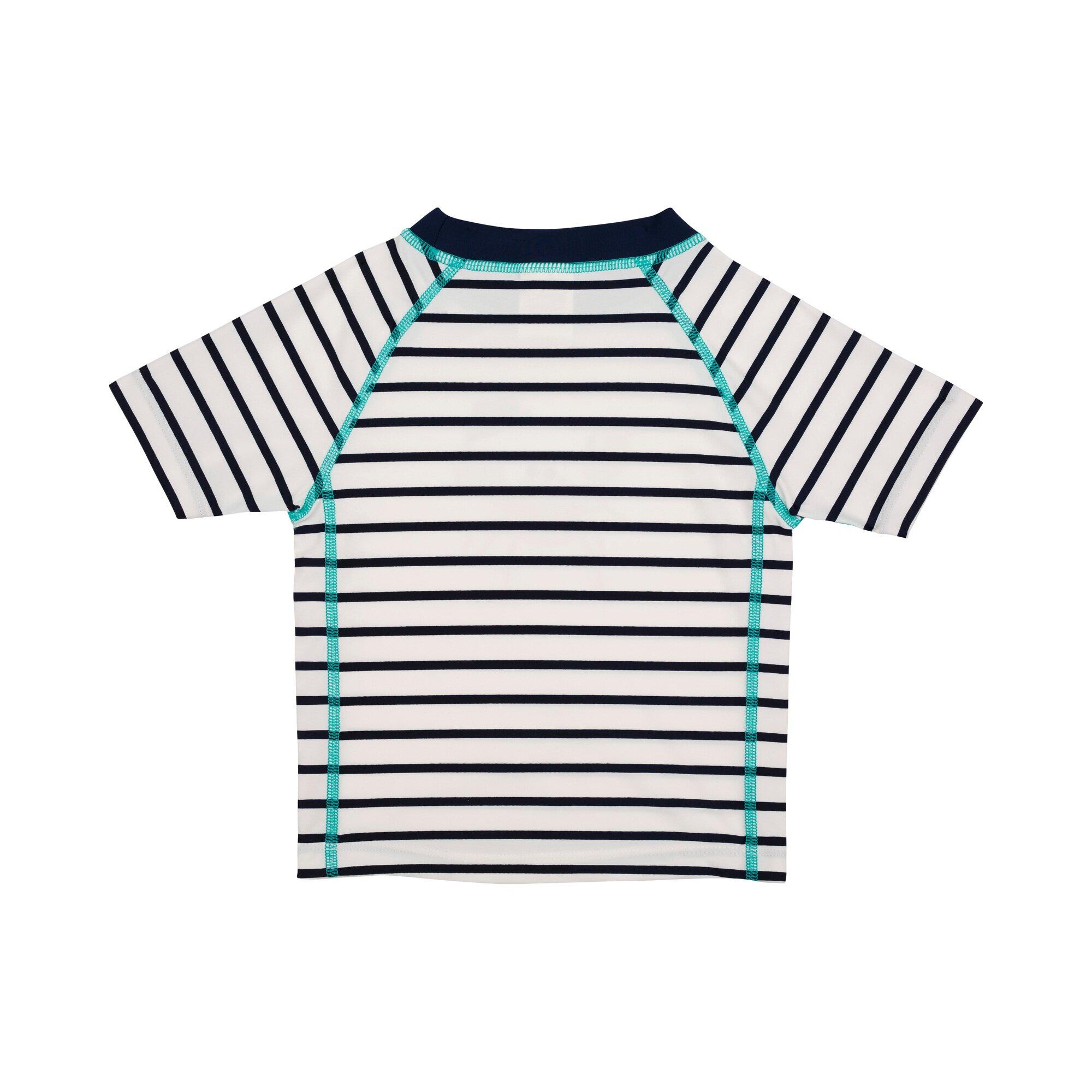 lassig-t-shirt-kurzarm-sailor-mit-uv-schutz, 12.99 EUR @ babywalz-de