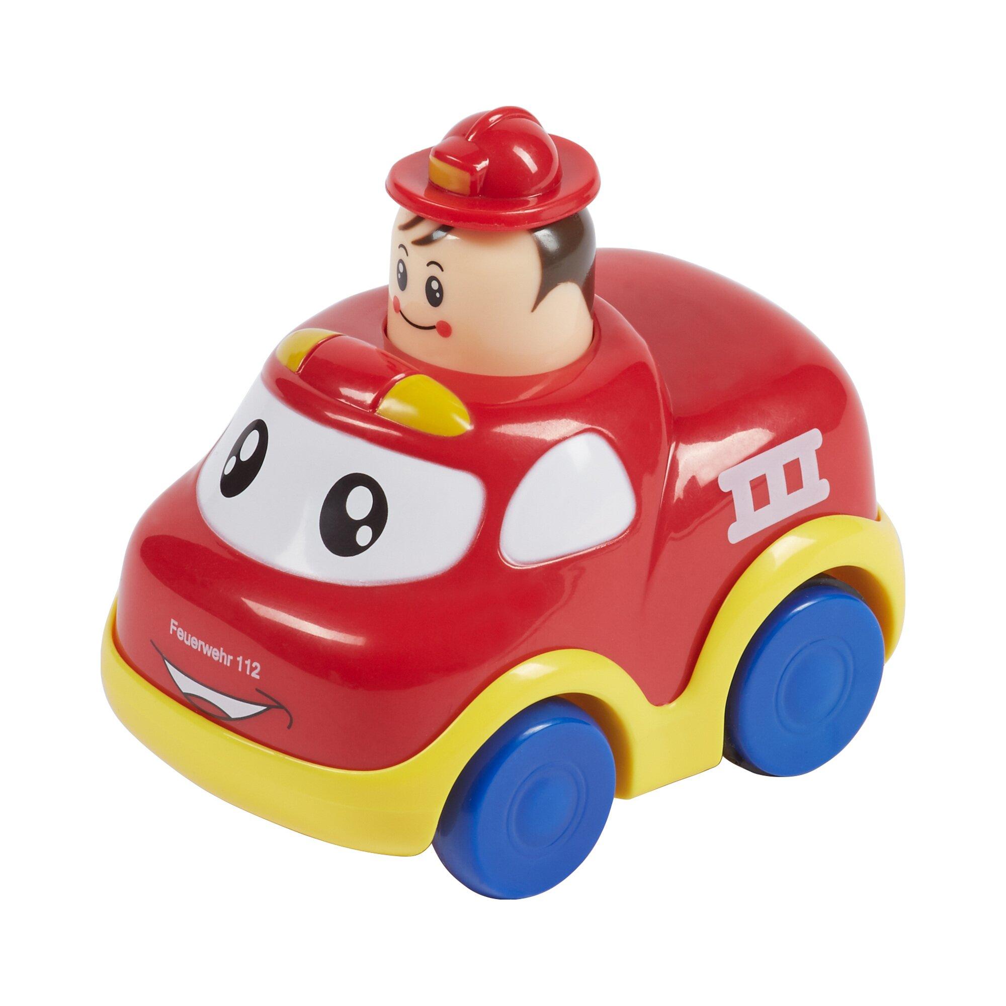 Solini Feuerwehrauto Push & Go