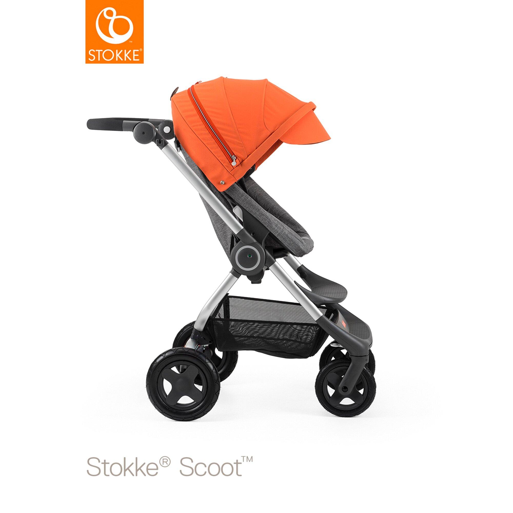 Scoot V2 Verdeck Design 2017