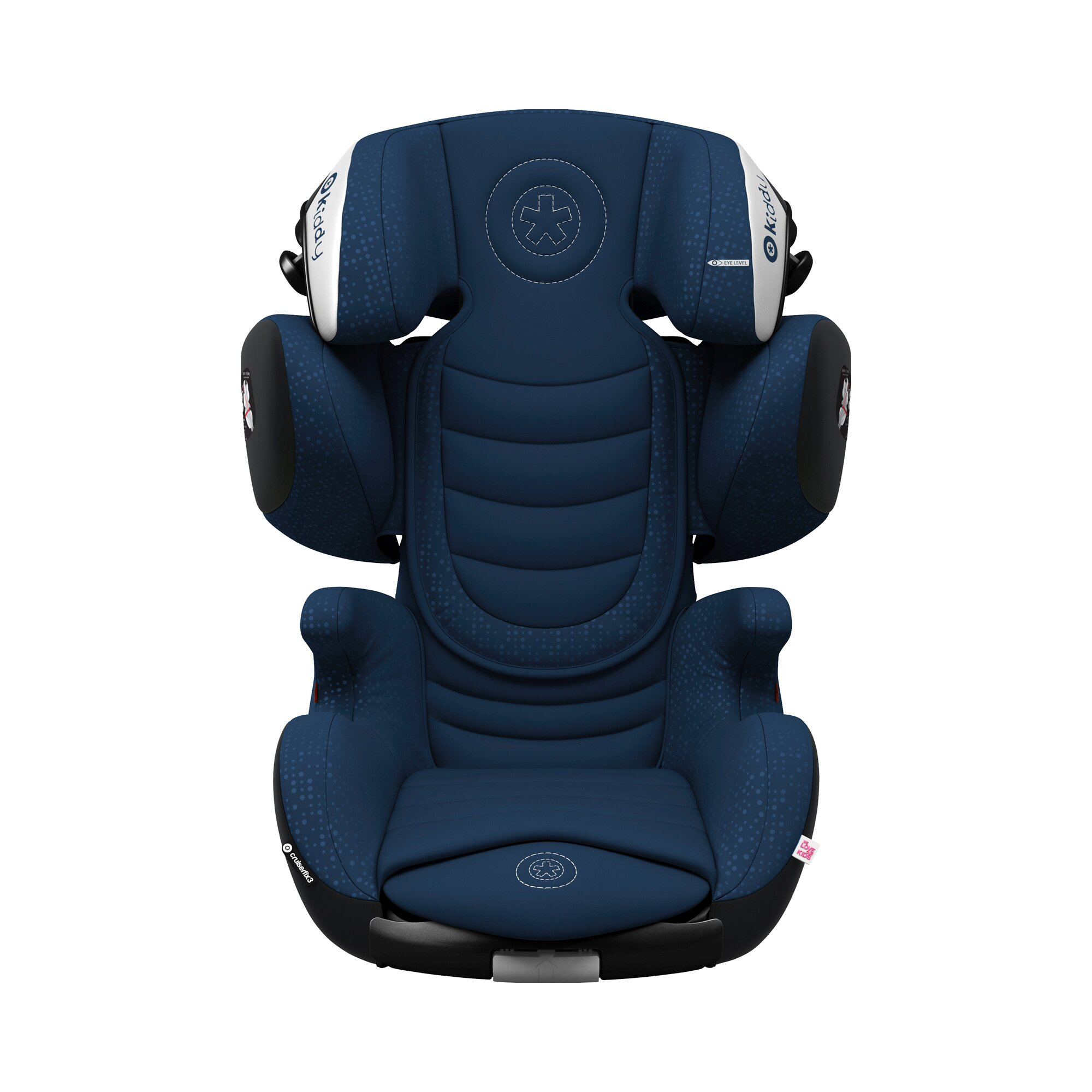 Cruiserfix 3 Kindersitz Design 2017 blau Preisvergleich