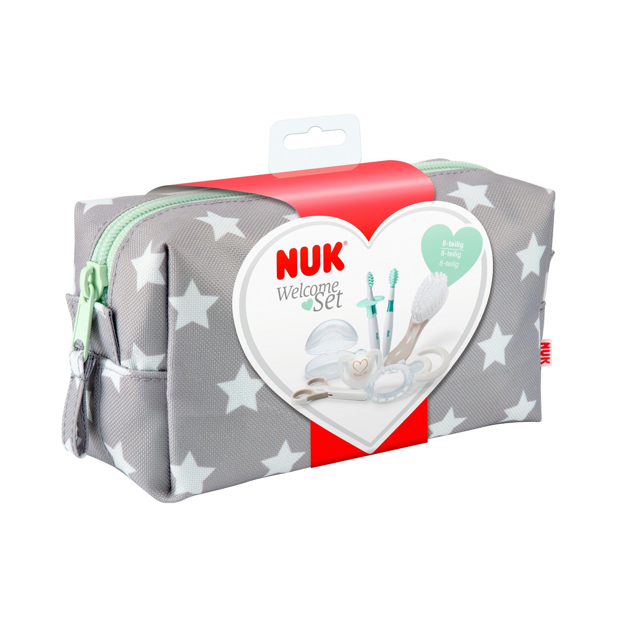 nuk-7-tlg-welcome-set-fur-neugeborene, 19.99 EUR @ babywalz-de