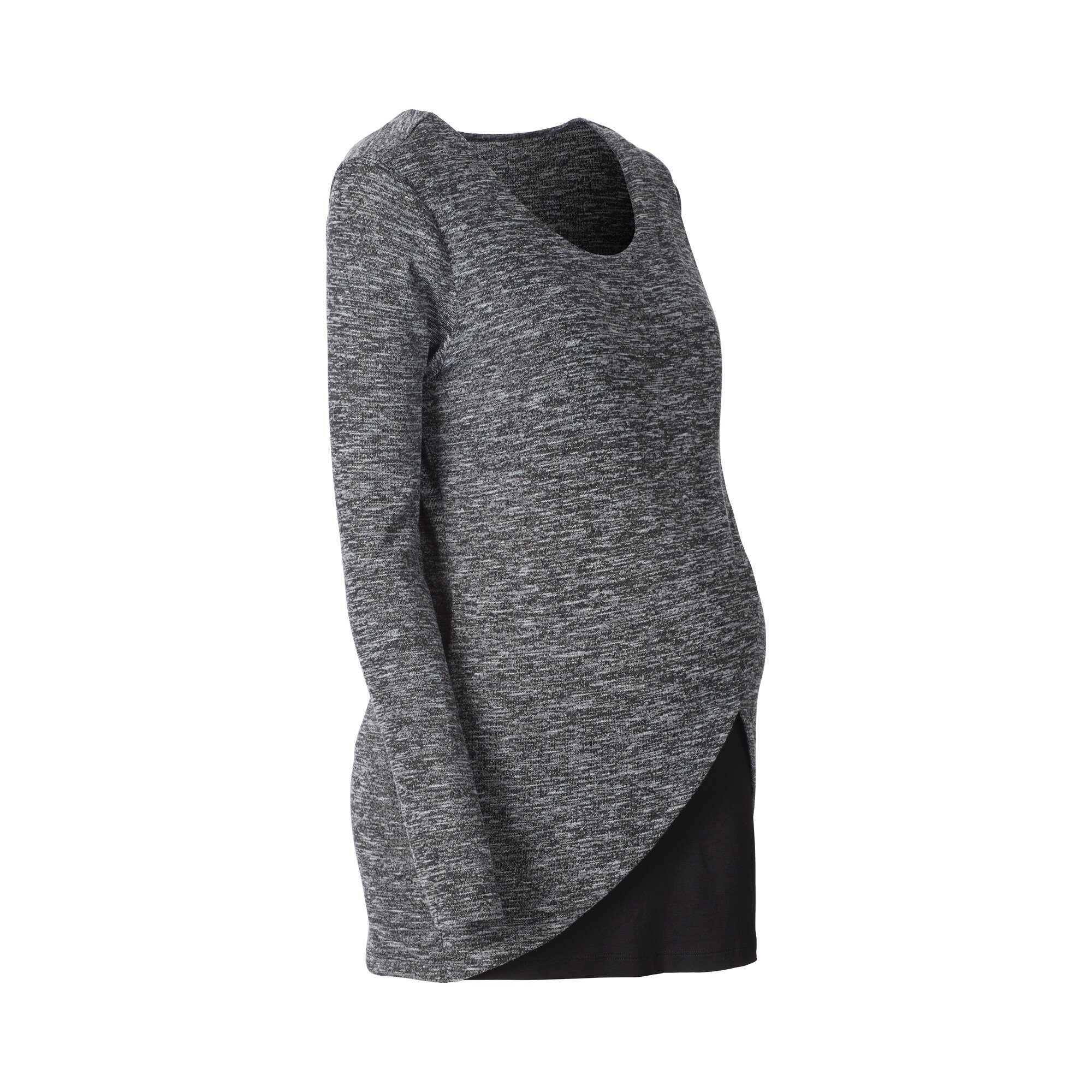 2hearts-umstandsshirt-und-stillshirt-2in1