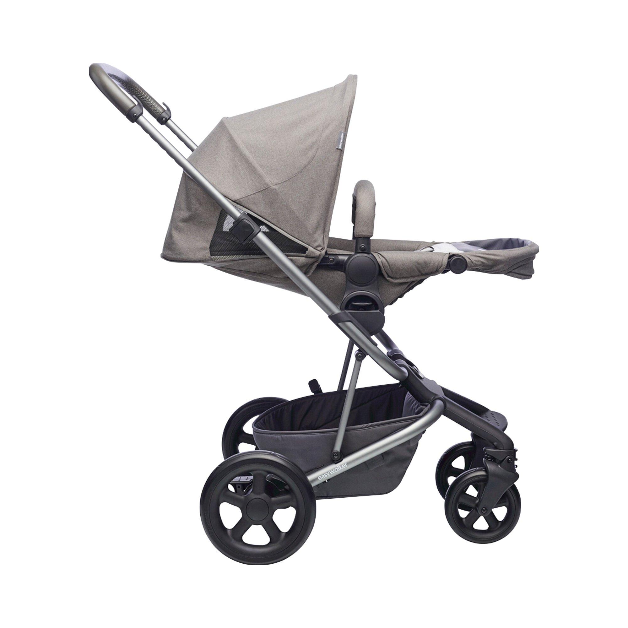 easywalker-harvey-kinderwagen-design-2017-grau, 649.99 EUR @ babywalz-de