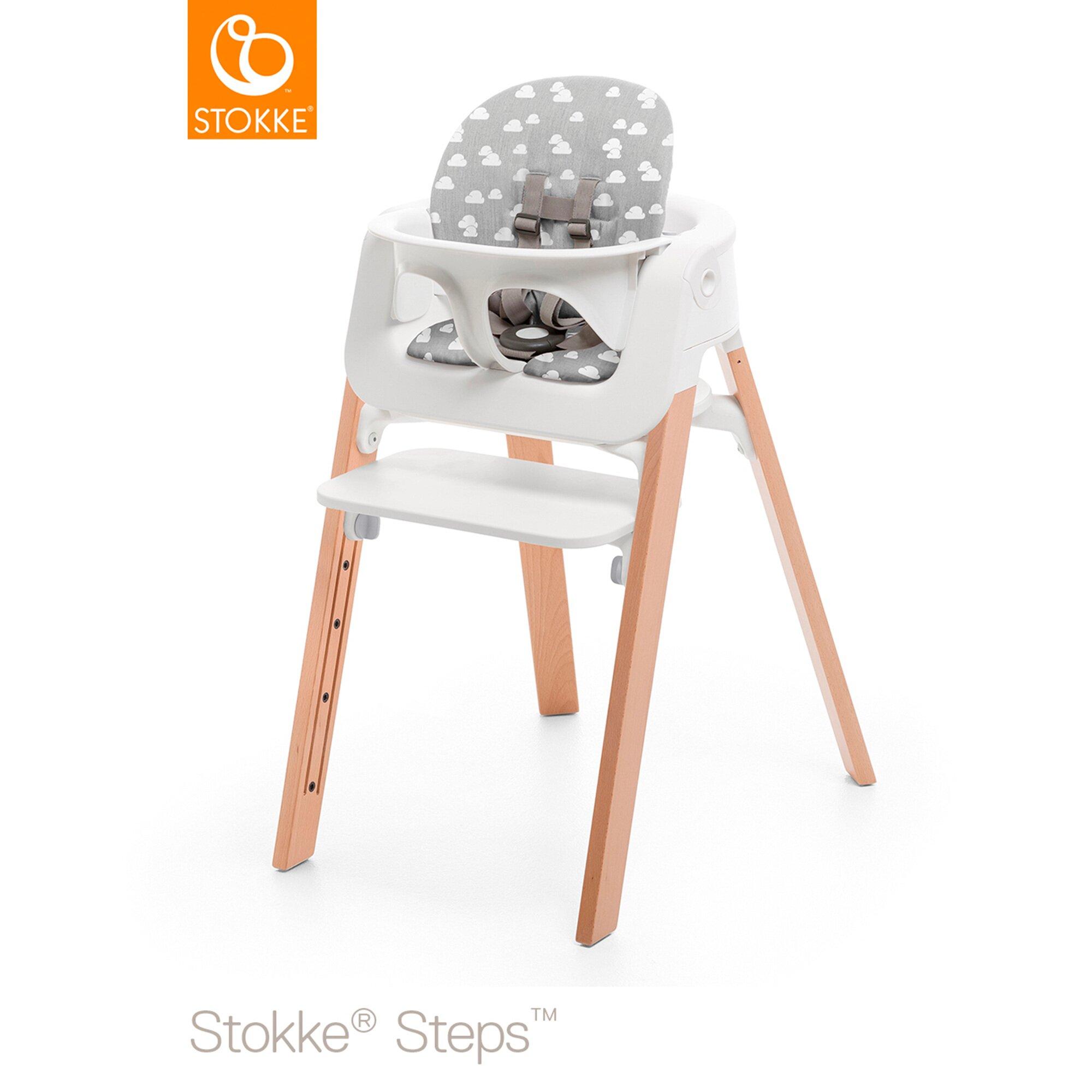 steps-steps-kissen-grau, 34.99 EUR @ babywalz-de
