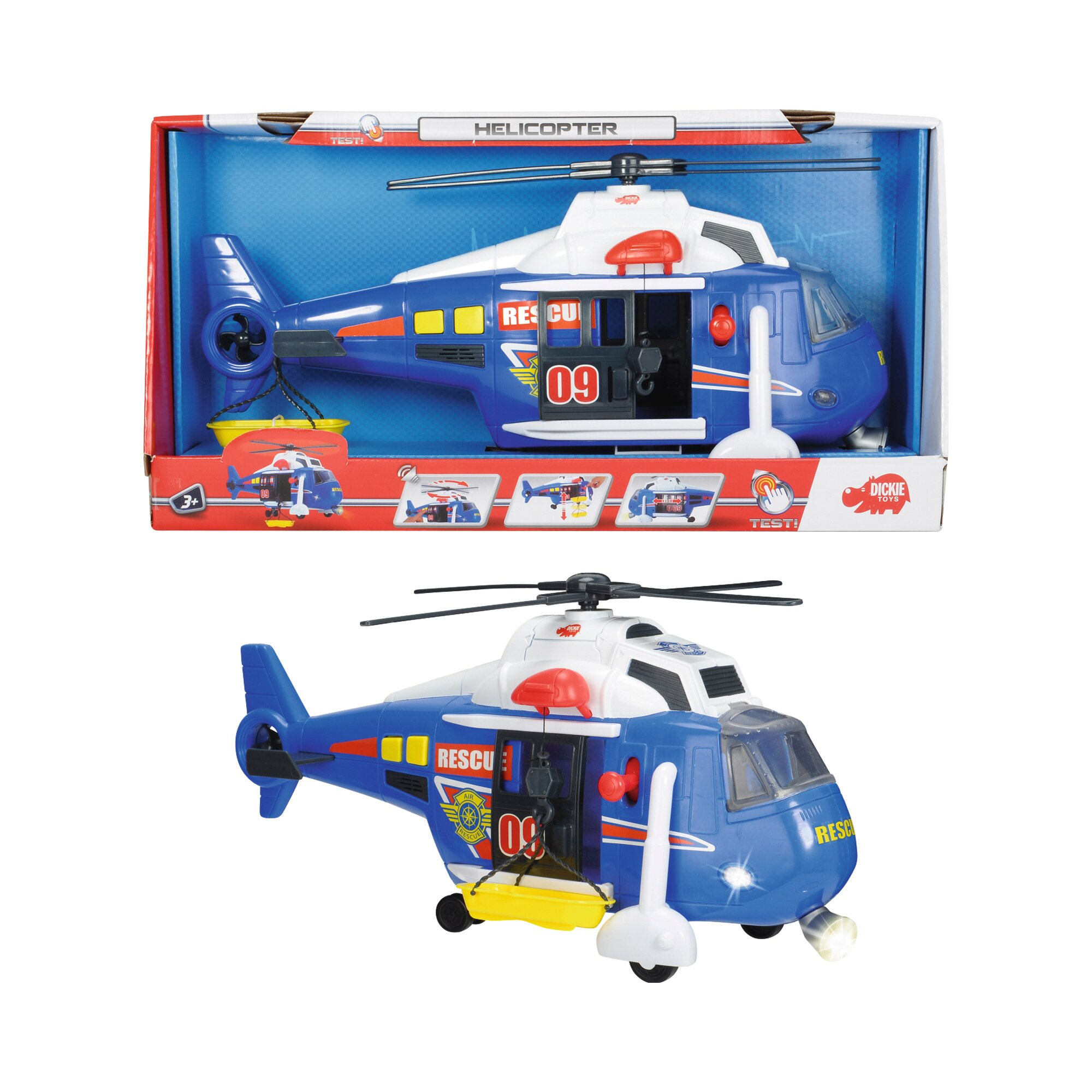 dickie-toys-helicopter, 18.59 EUR @ babywalz-de