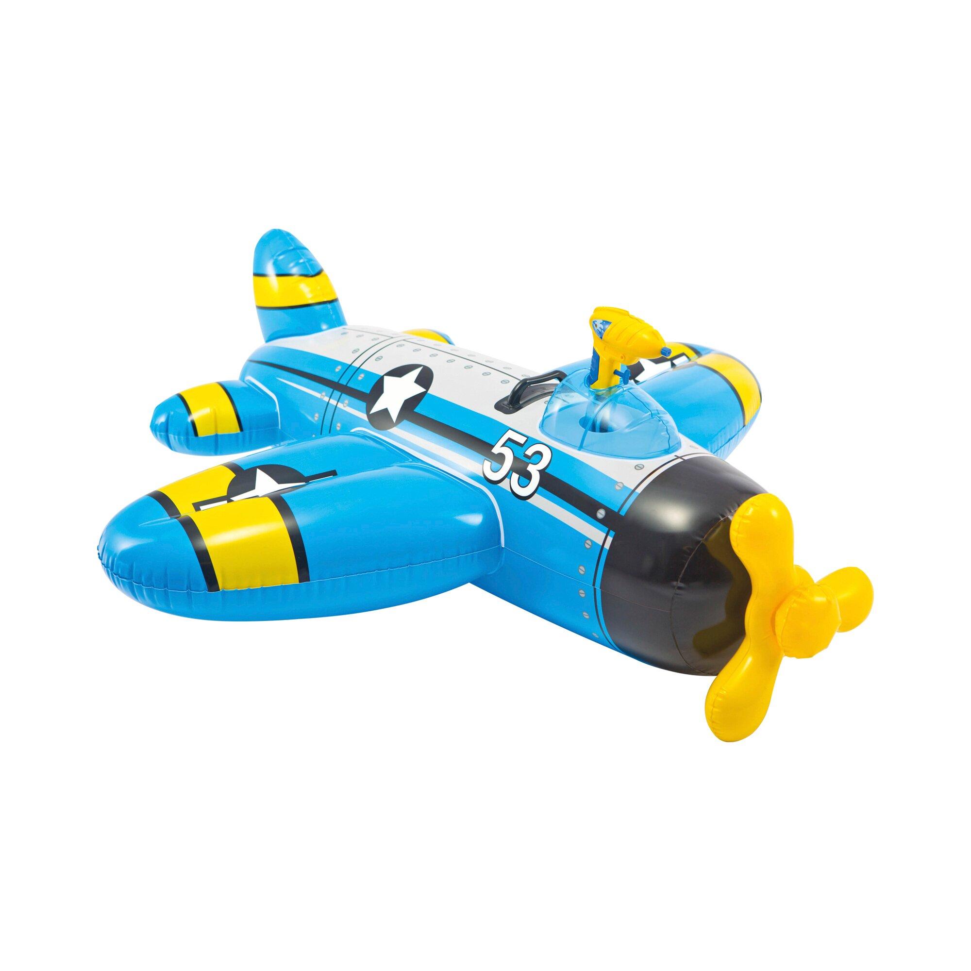 intex-wasserspielzeug-flugzeug-mit-spritzfunktion