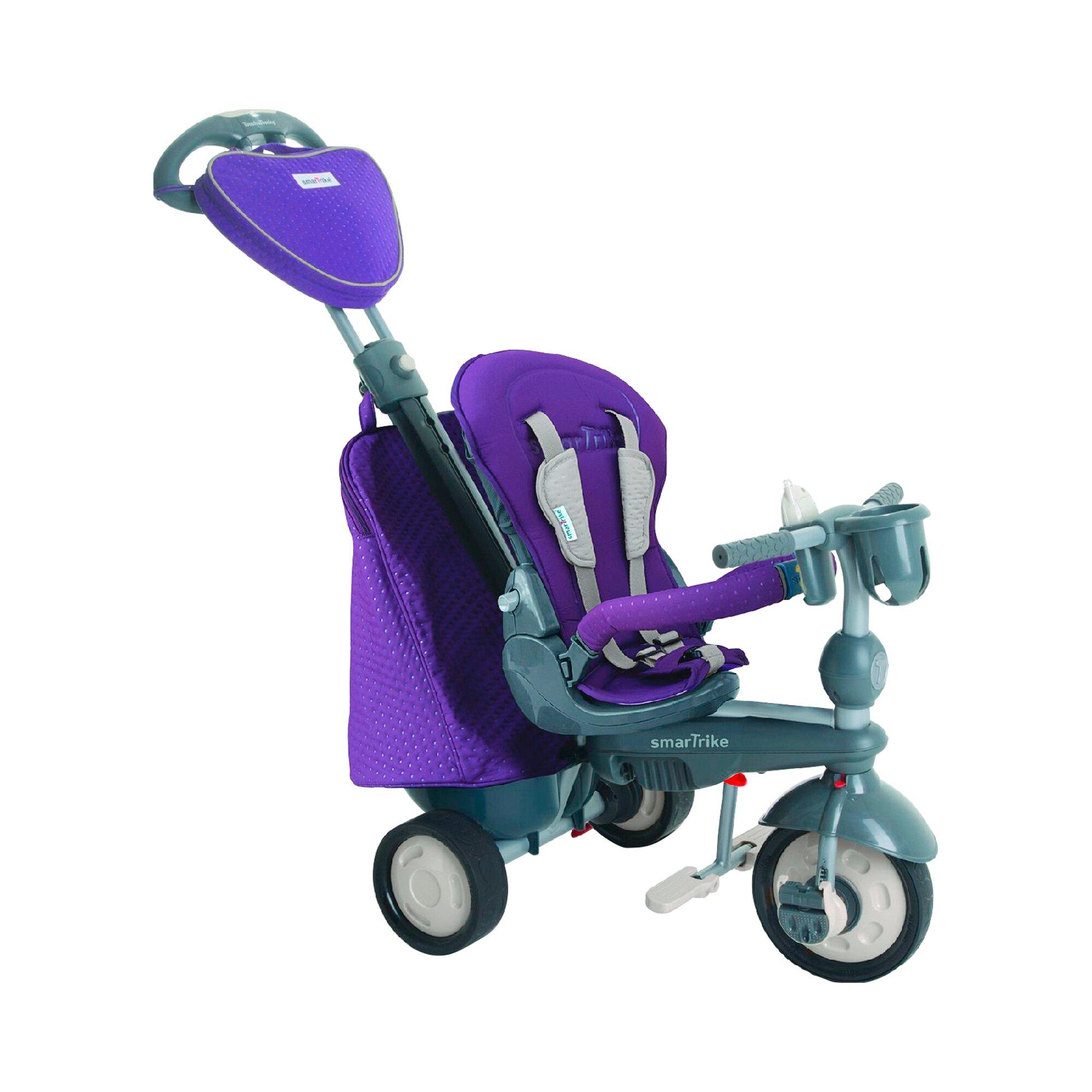 smartrike-dreirad-recliner-infinity-5-in-1-baby-trike, 150.99 EUR @ babywalz-de