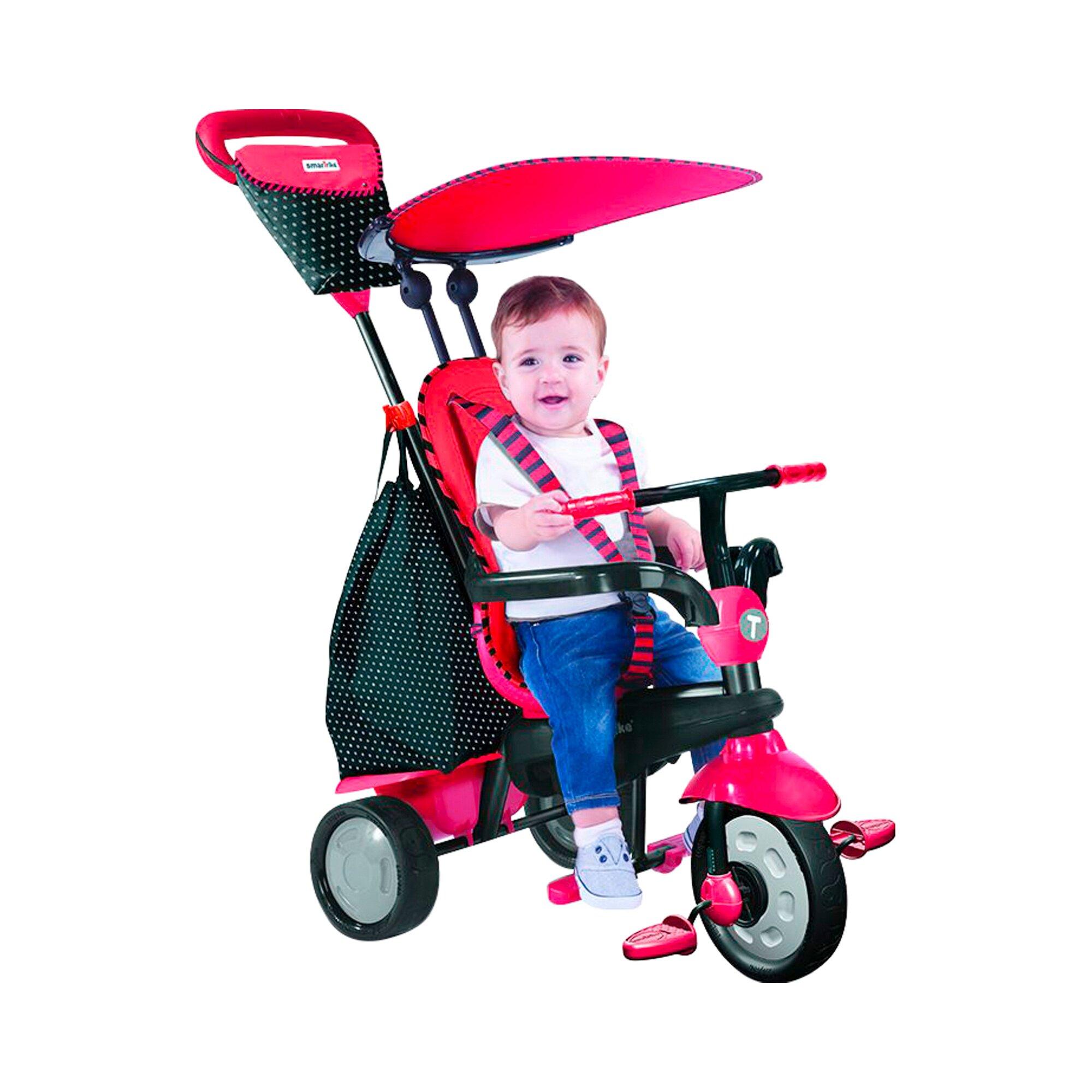 smartrike-dreirad-glow-4-in-1-baby-trike, 91.99 EUR @ babywalz-de