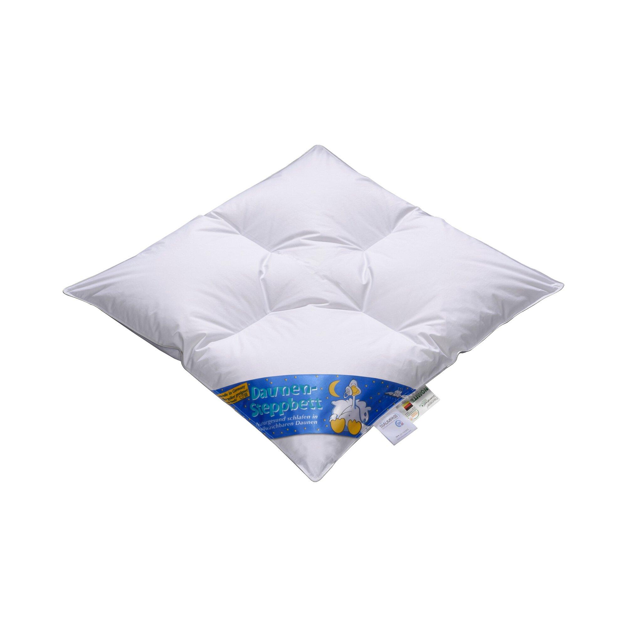 Aro Artländer Daunen-Bettdecke Dauna Medica® 80x80 cm weiss