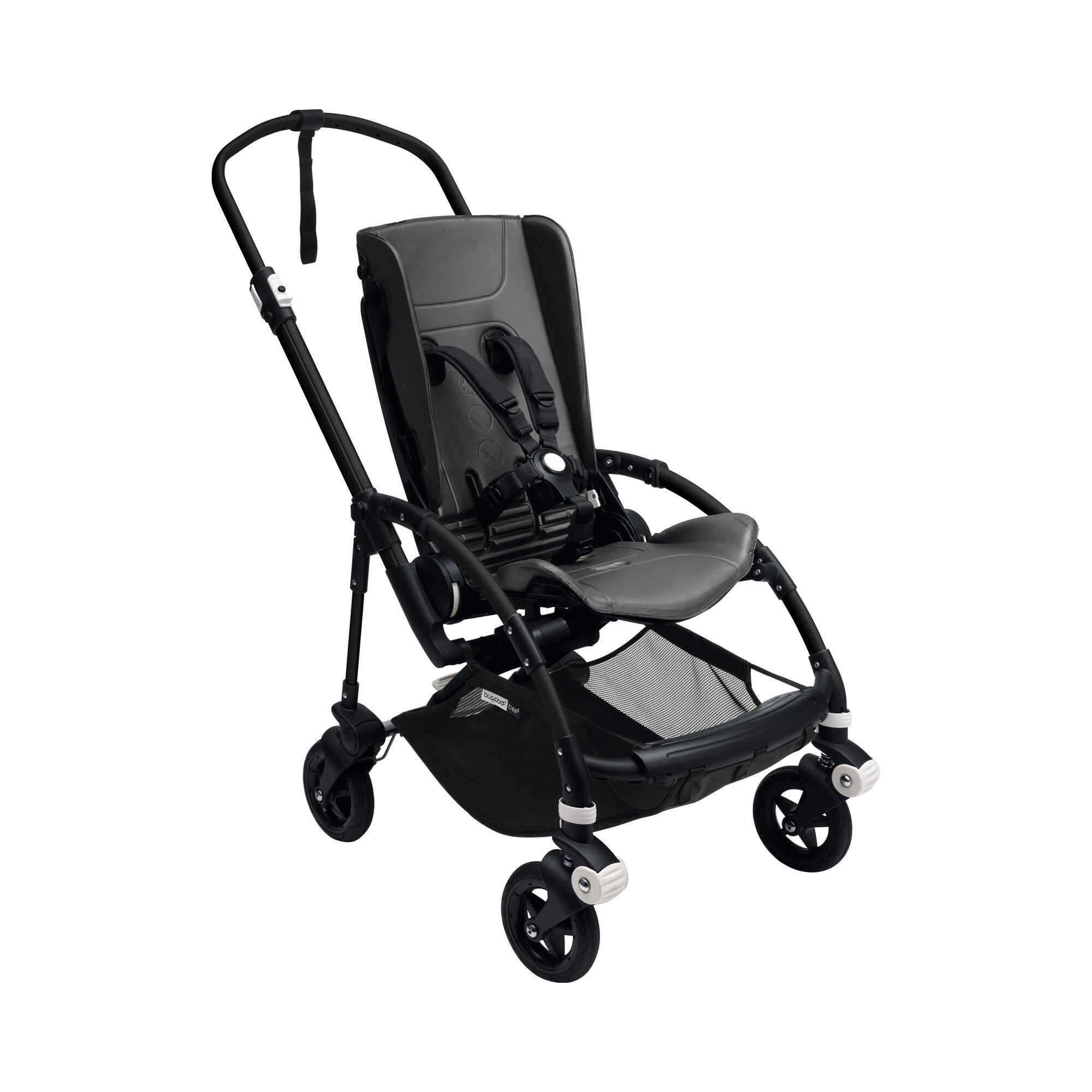 bee5-gestell-mit-sportsitzeinhang-sitzbezug-und-bekleidungsset-schwarz
