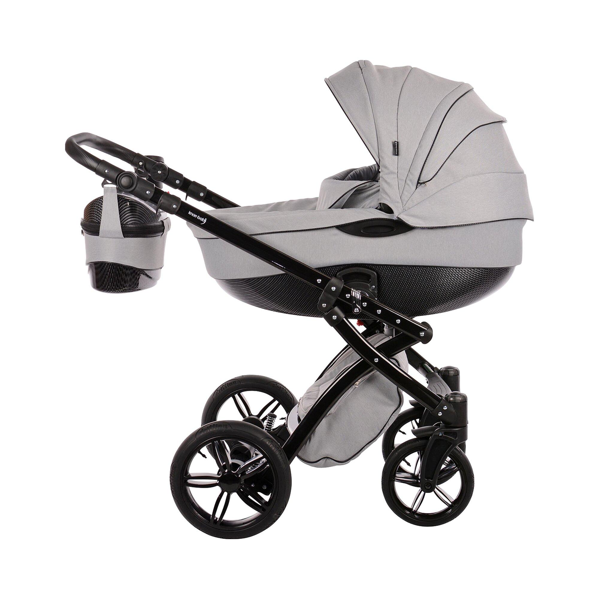 knorr-baby-alive-be-carbon-kombikinderwagen-design-2017-grau