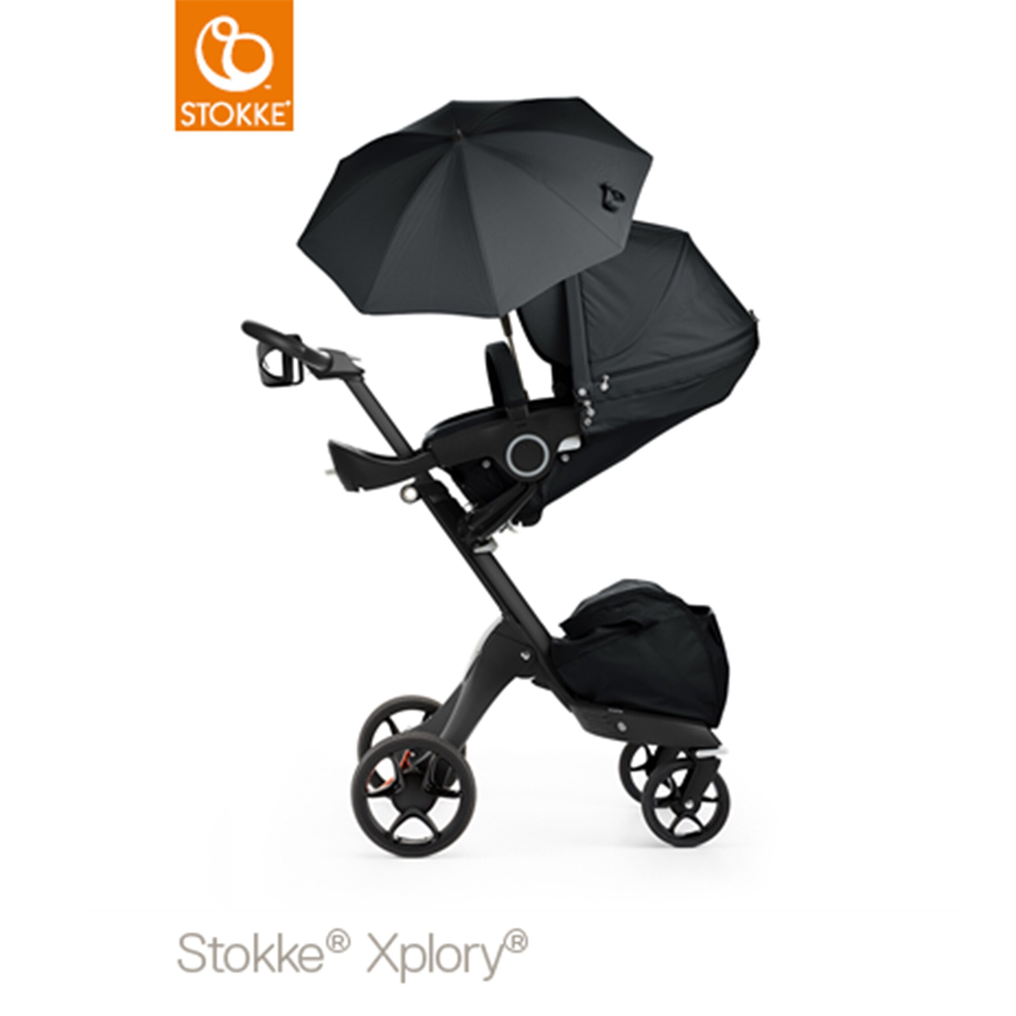 xplory-v5-kinderwagen-black-design-2017-mit-sonnenschirm-und-getrankehalter-schwarz
