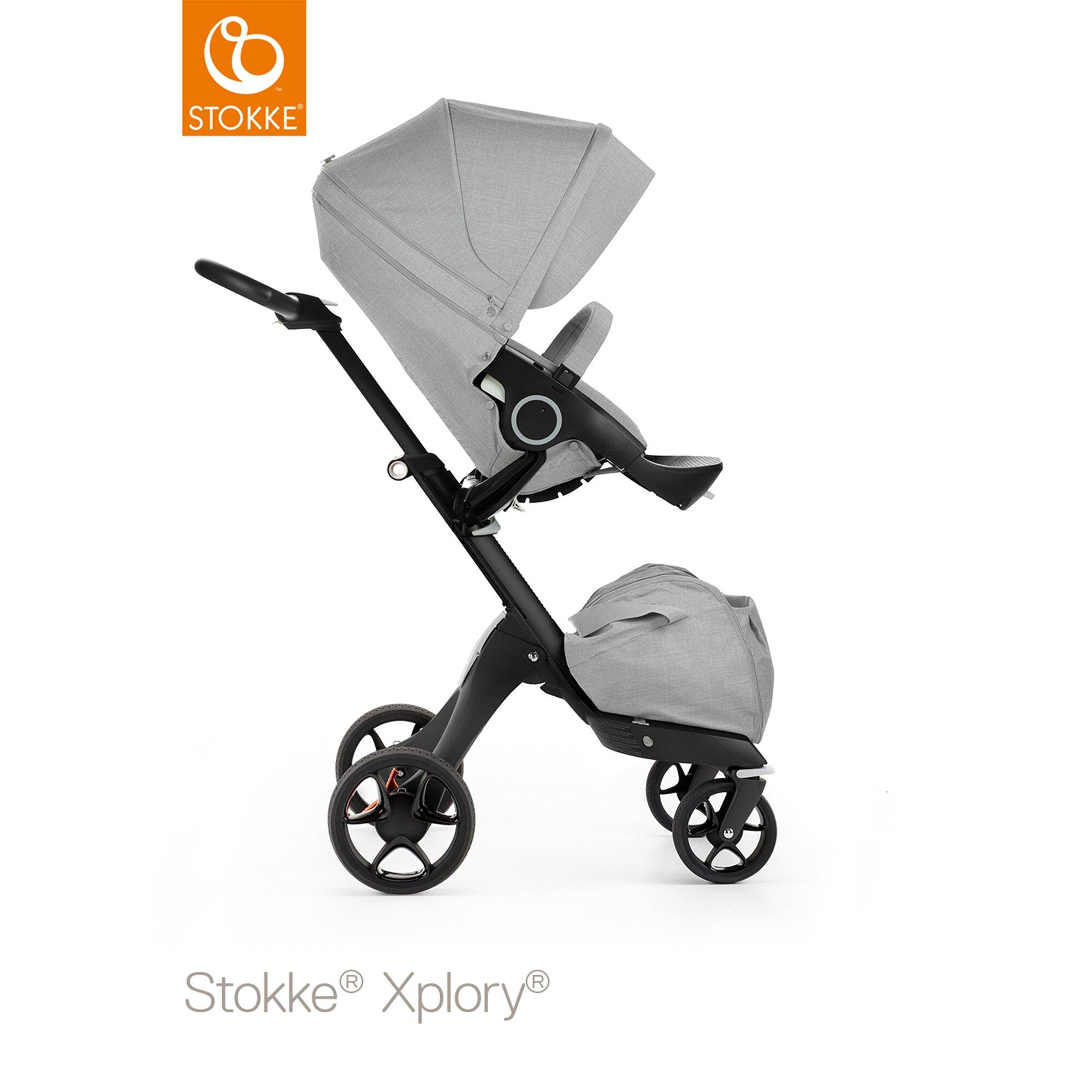 xplory-v5-kinderwagen-black-design-2017-mit-sonnenschirm-und-getrankehalter-grau