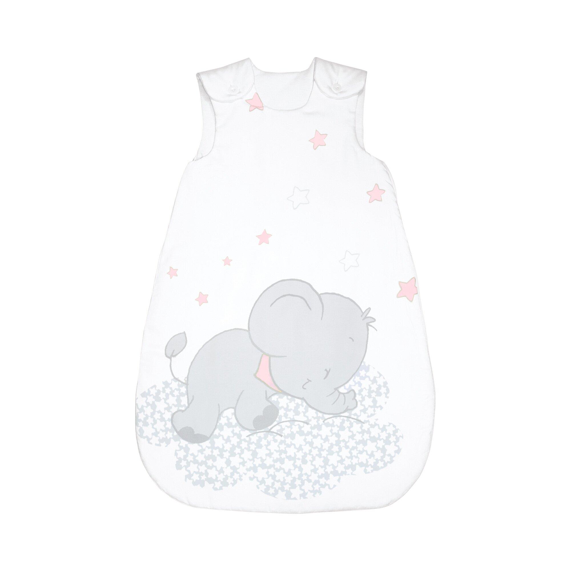 Bebella Vital Ganzjahresschlafsack TENCEL® Lunafant