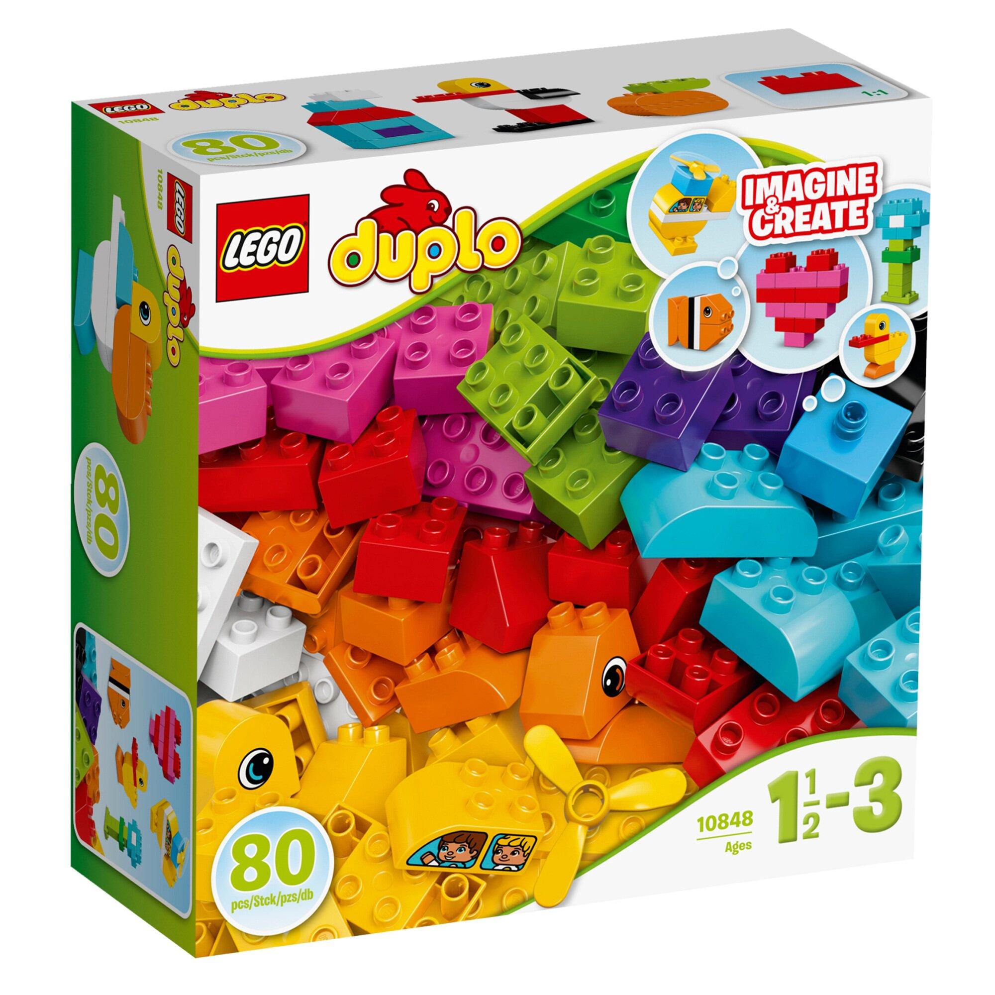 Duplo® 10848 Meine ersten Bausteine
