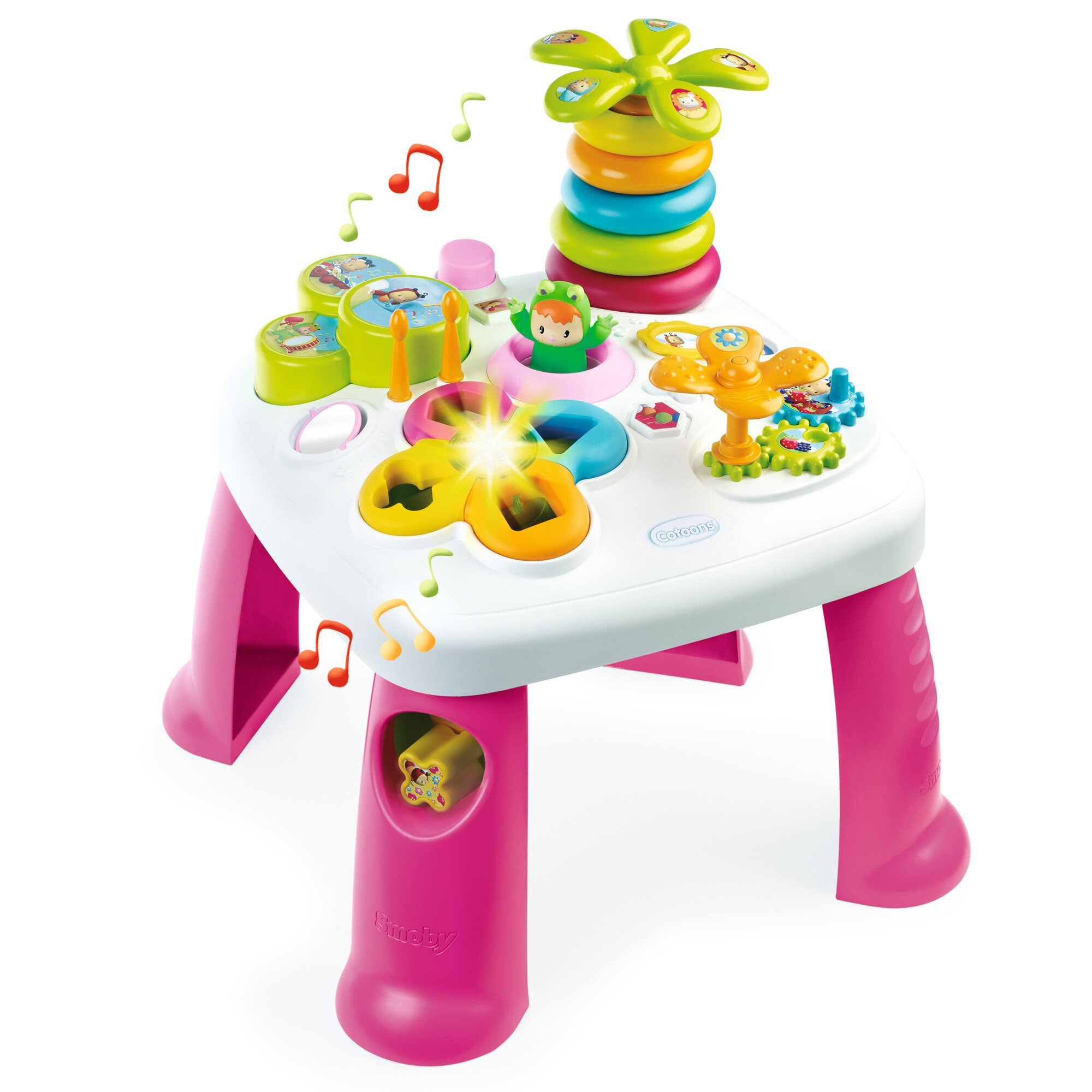 Cotoons Activity-Spieltisch