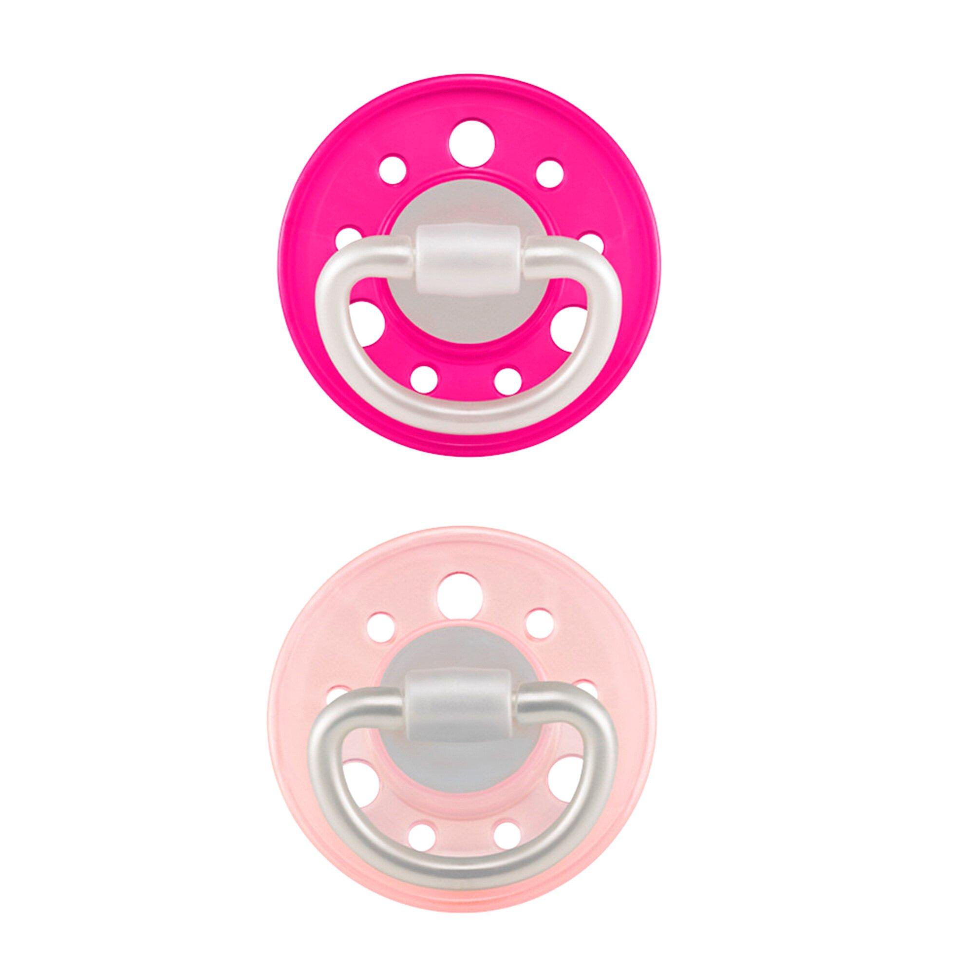 Nip 2er-Pack Schnuller Cherry Kirschform ab 0M